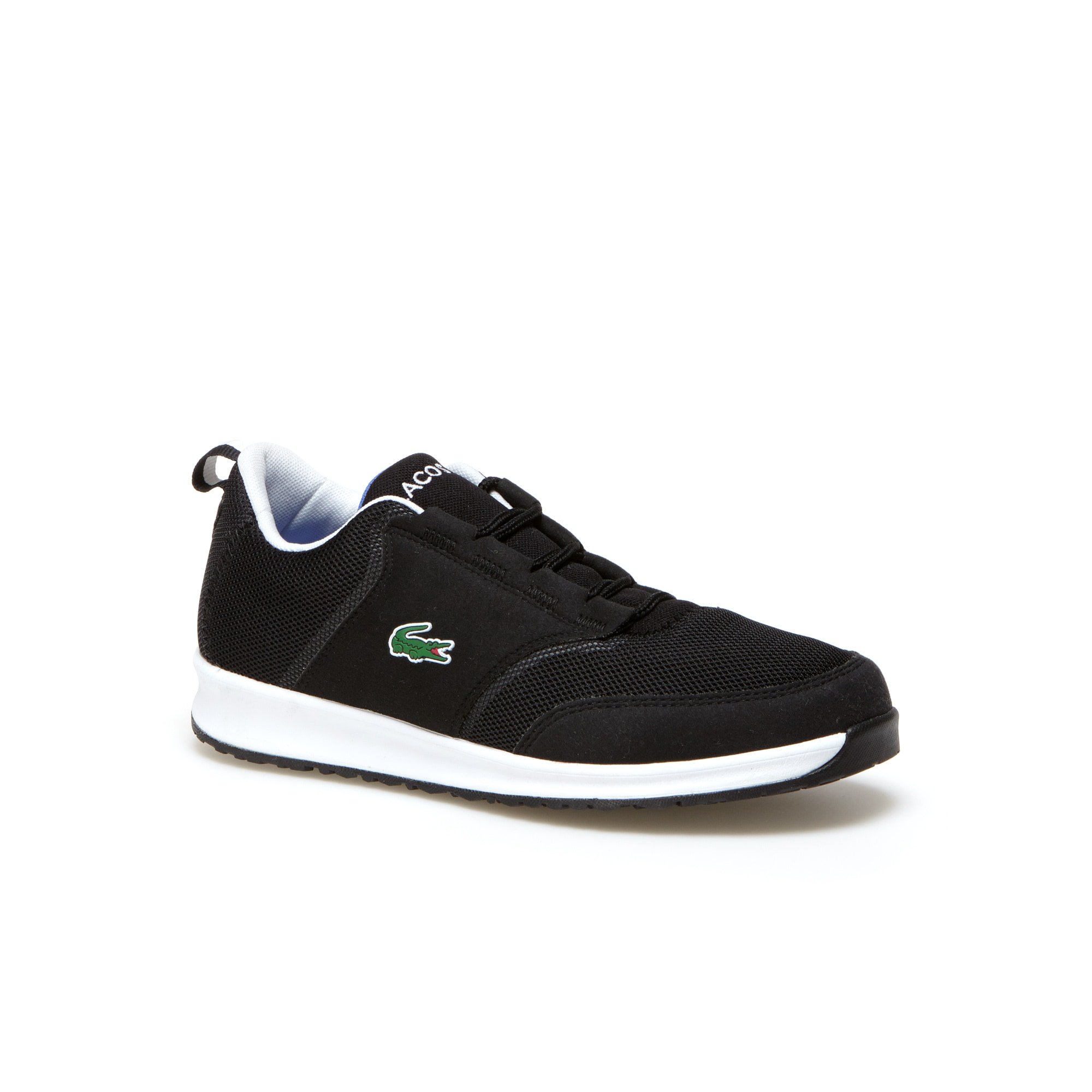 Kindersneakers L.IGHT ademend canvas