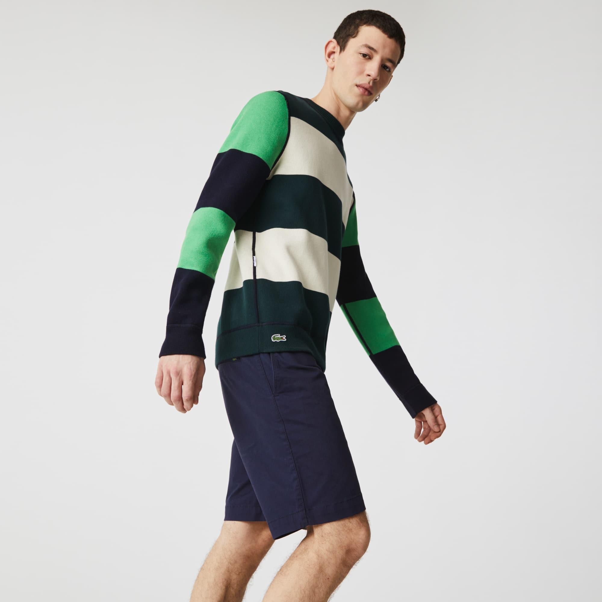 Korte Witte Broek Heren.Trousers And Shorts For Men Men S Fashion Lacoste