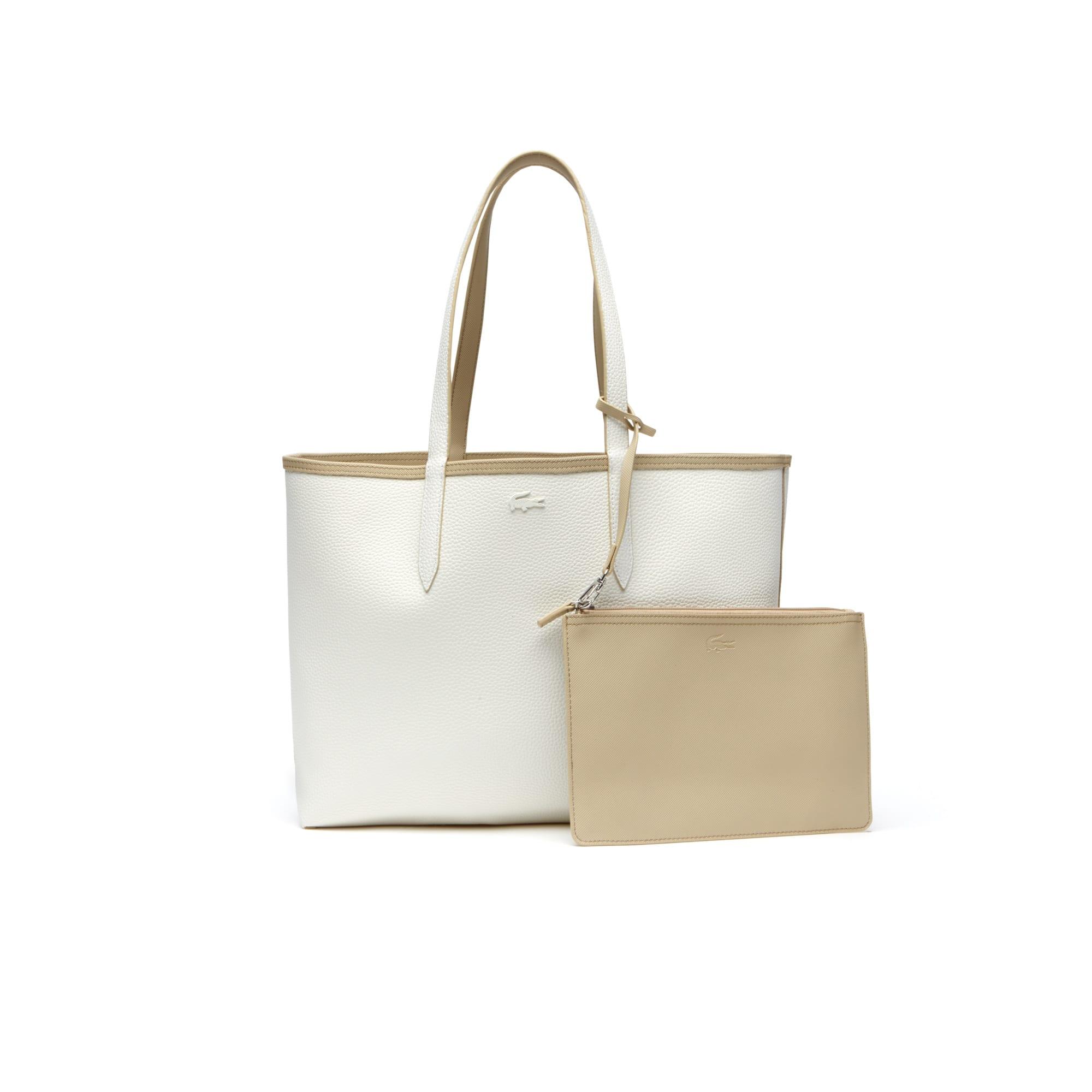 Women's Anna Reversible Bicolor Tote Bag