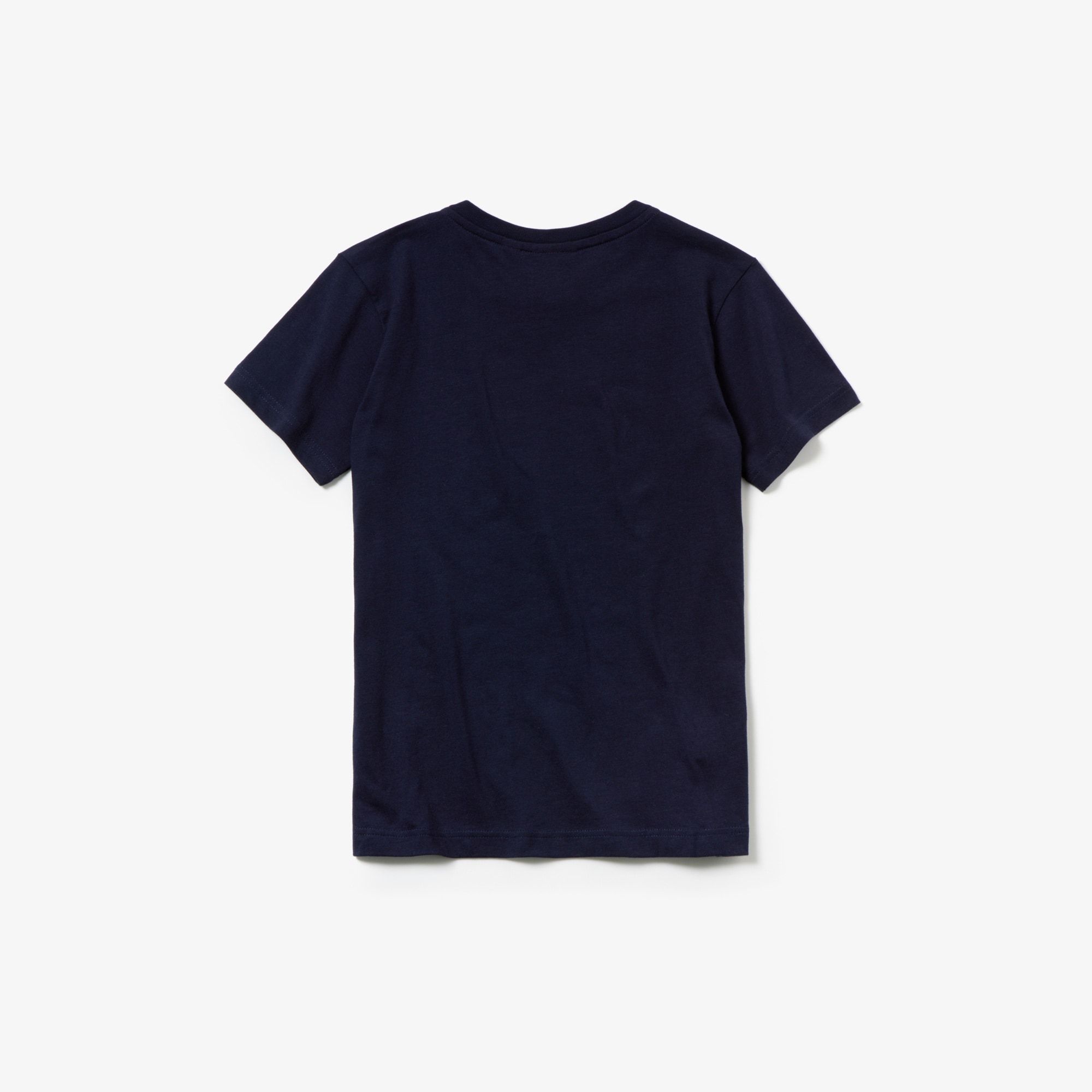 Boys' Lacoste SPORT French Open Edition Crew Neck Cotton T-shirt