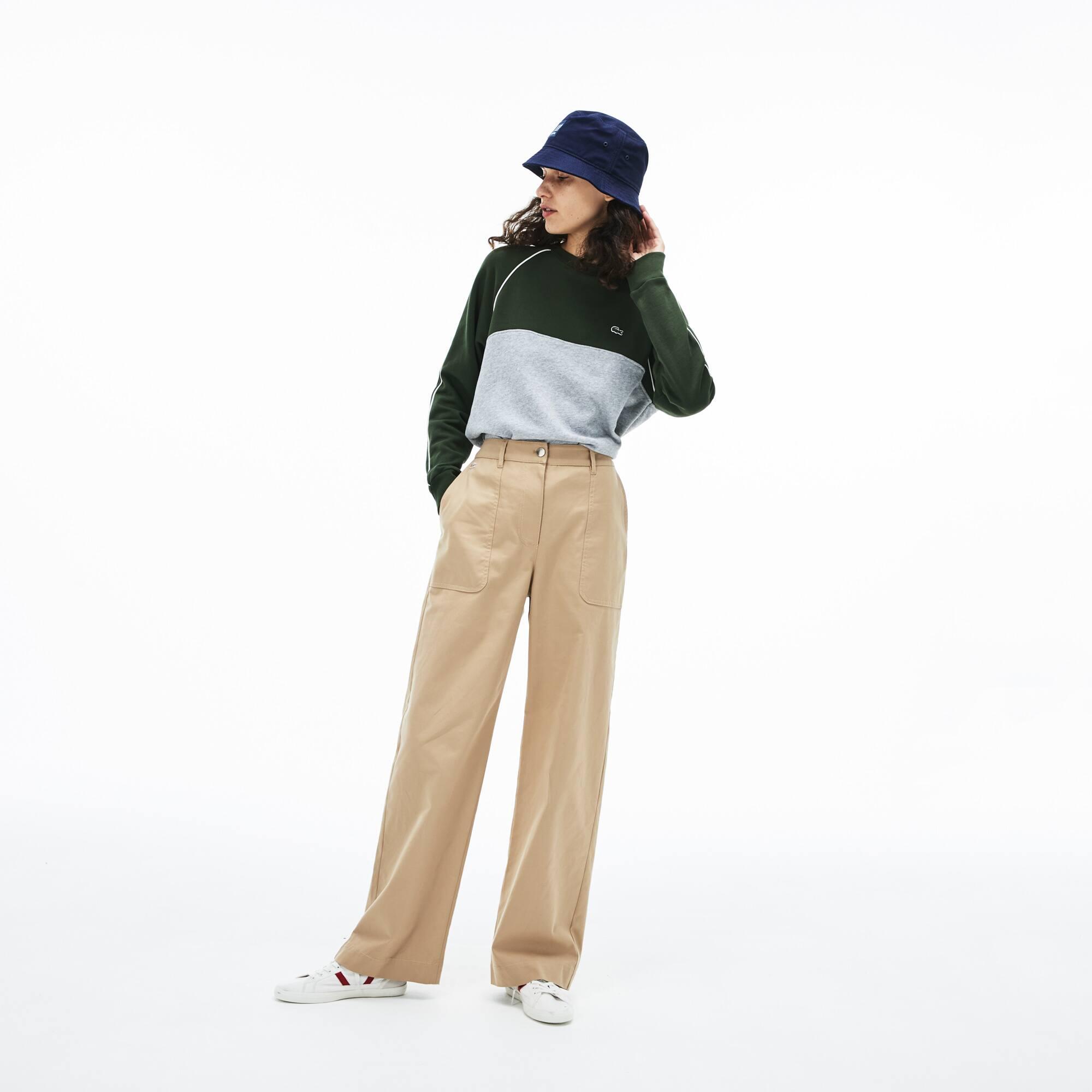 Joggingbroek Dames Katoen.Trousers And Shorts Women S Fashion Lacoste