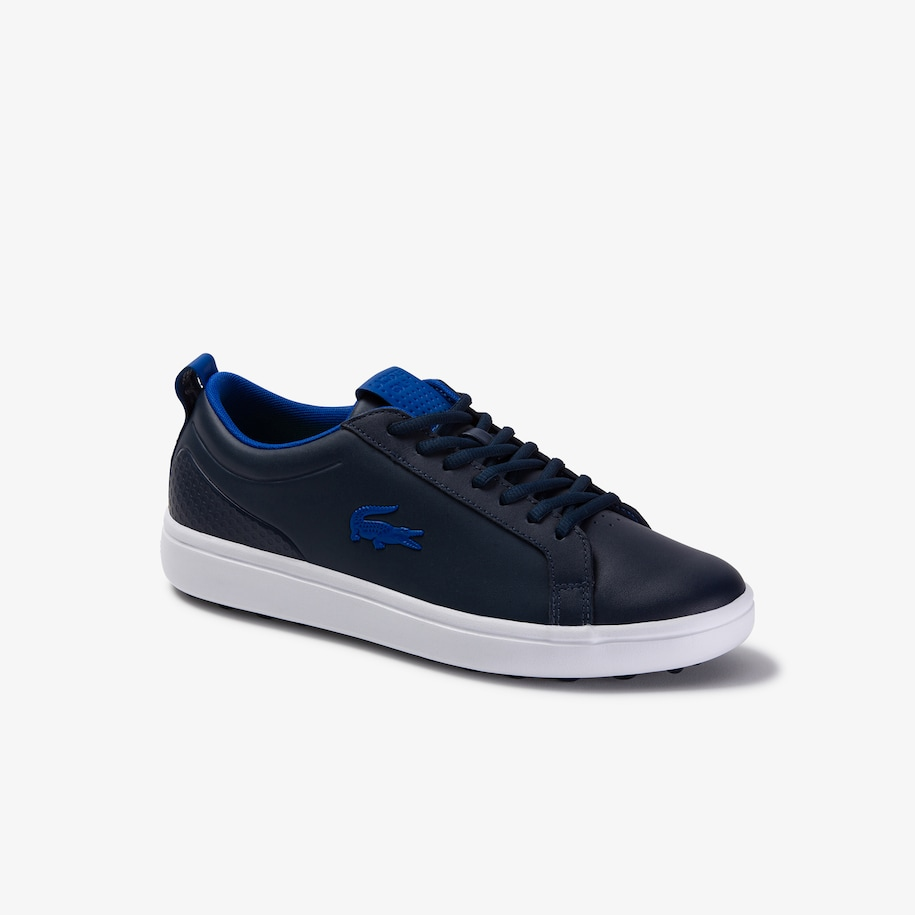 Elite G-sneakers heren van synthetisch materiaal en leer