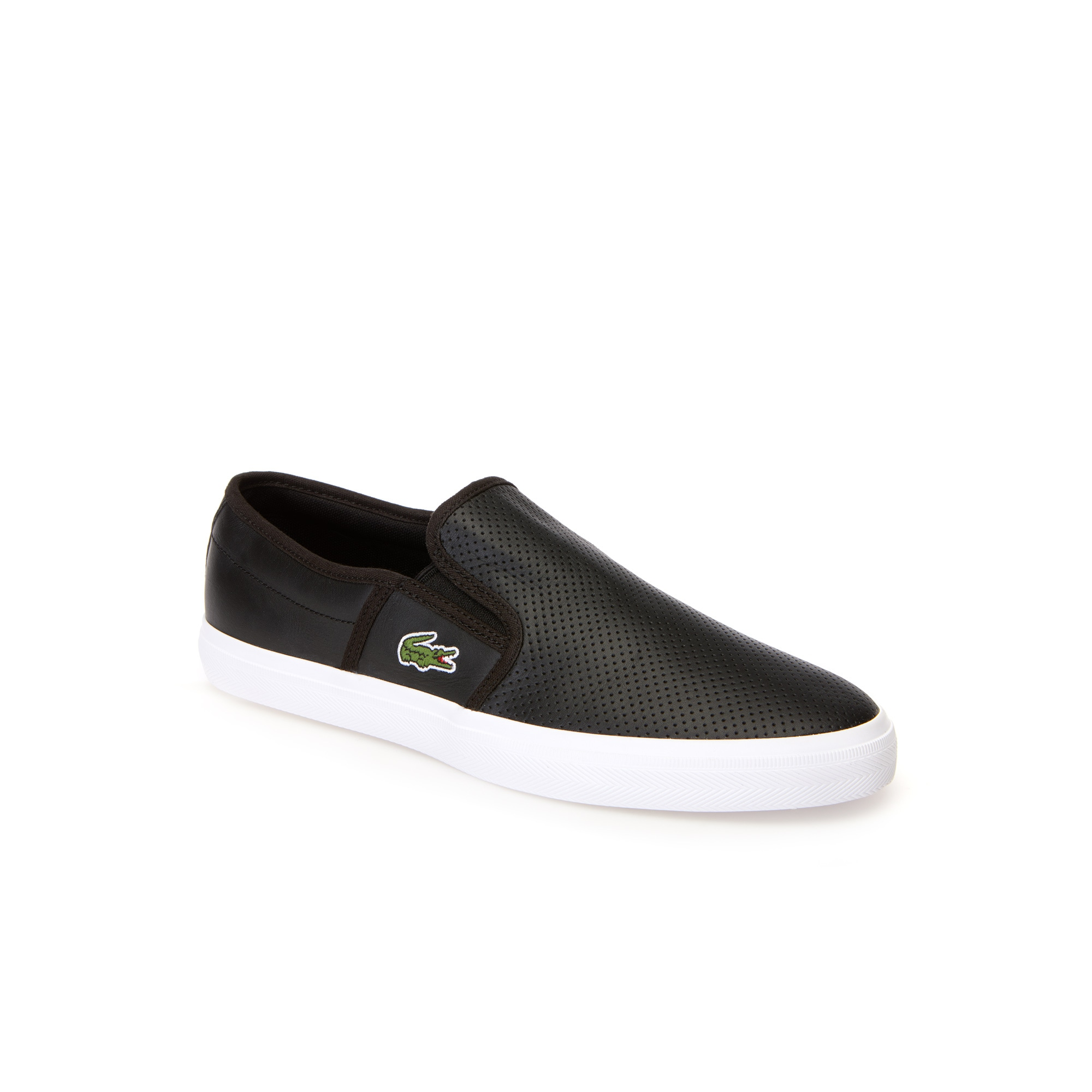 Men's Gazon Leather Slip-ons