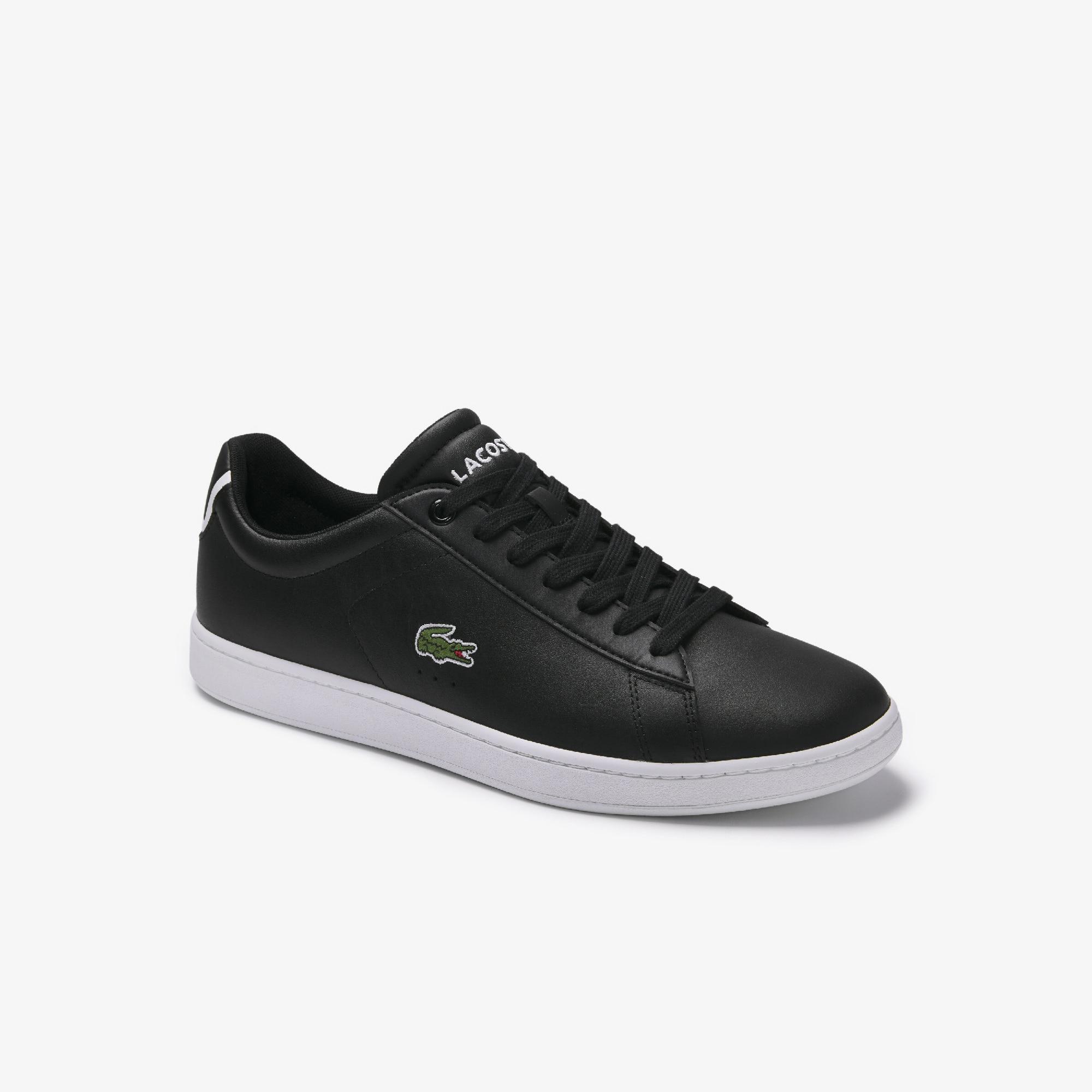 Carnaby Evo Herensneakers Van Leer by Lacoste
