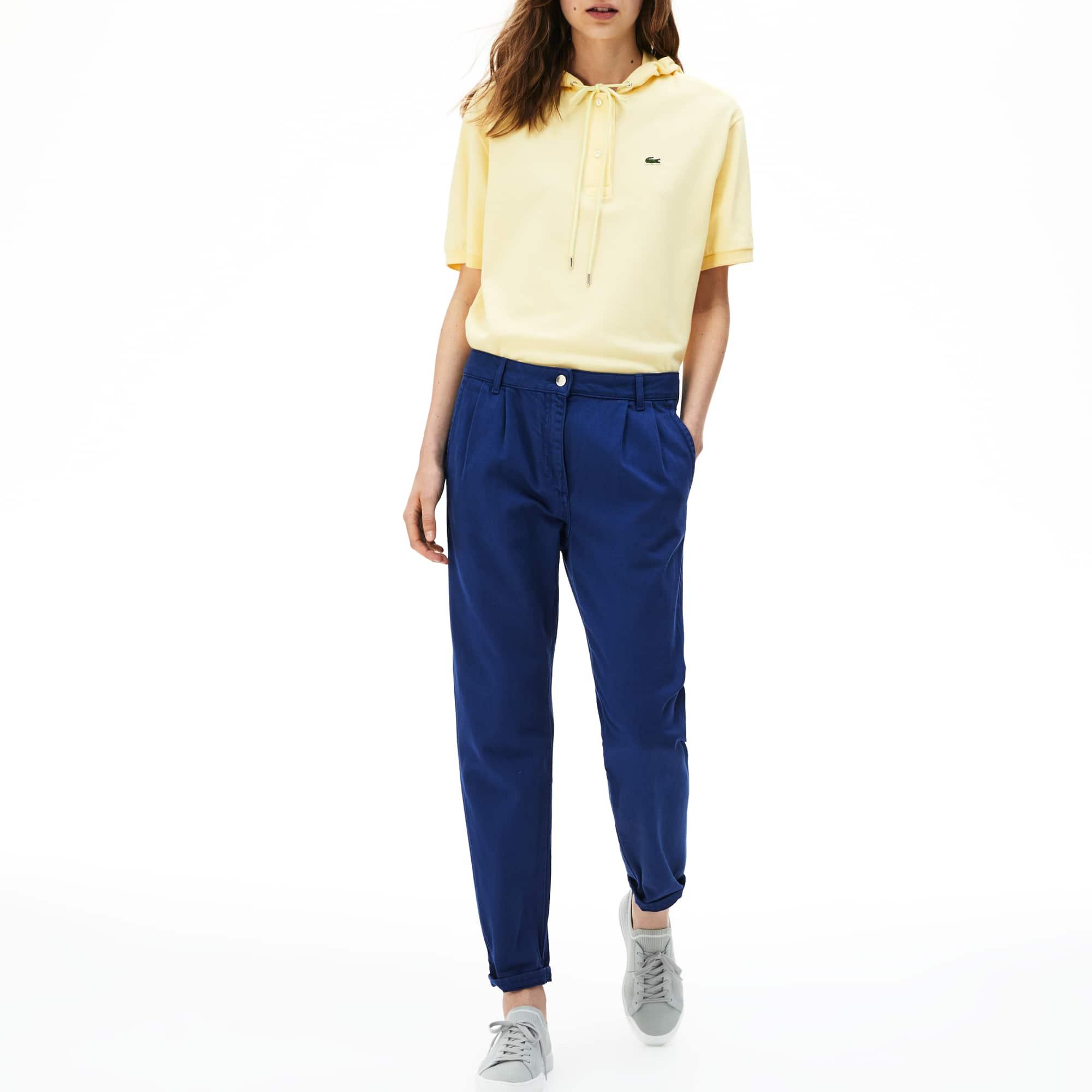 Geruite Korte Broek Dames.Trousers And Shorts Women S Fashion Lacoste