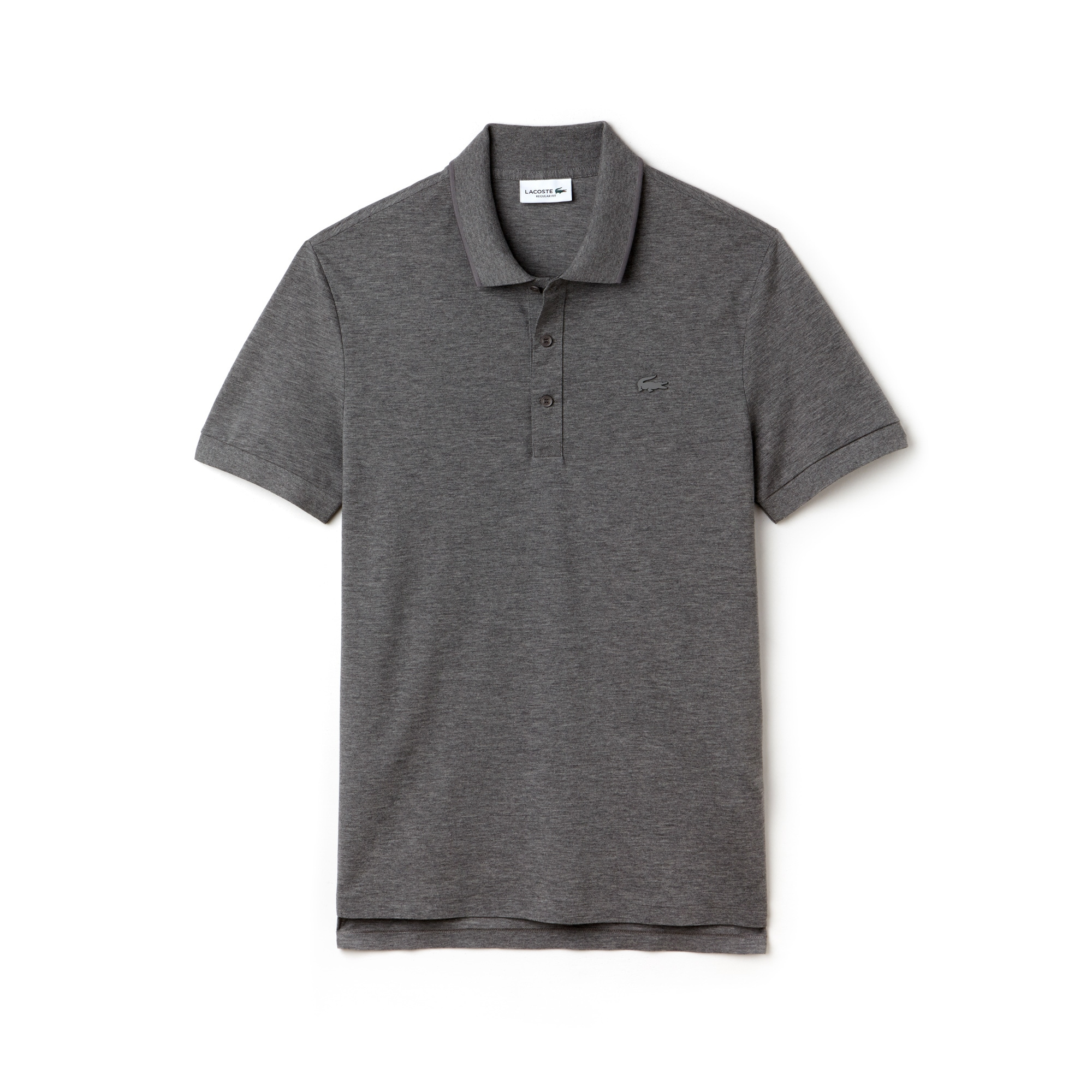 Lacoste MOTION-polo heren regular fit pima-katoenpiqué