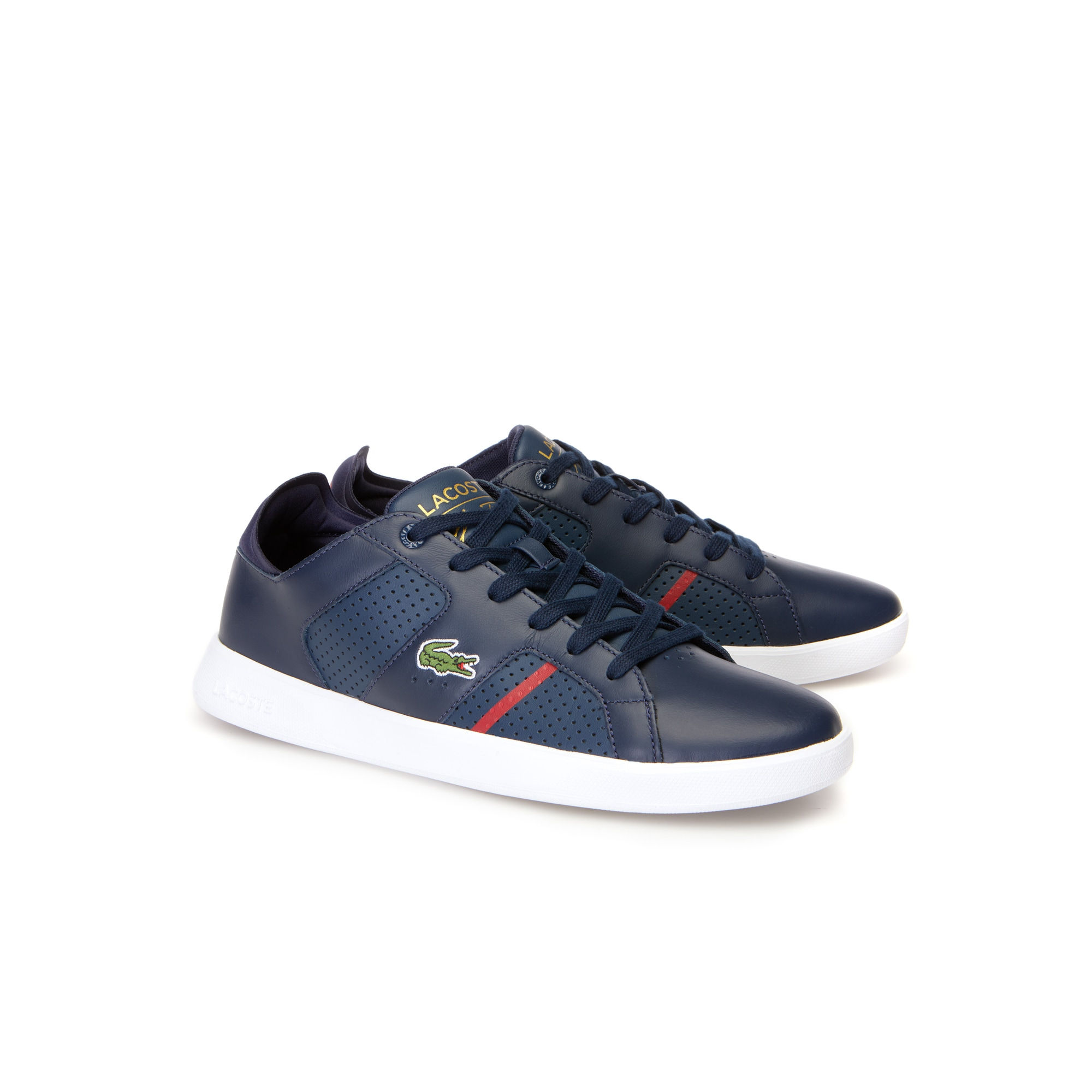 Novas CT herensneakers van leer