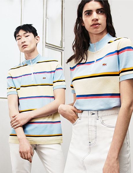 c87d7ae42fa Lacoste L!ve x Opening Ceremony