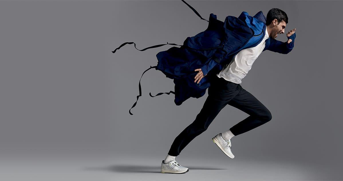 Lacoste x Novak Djokovic