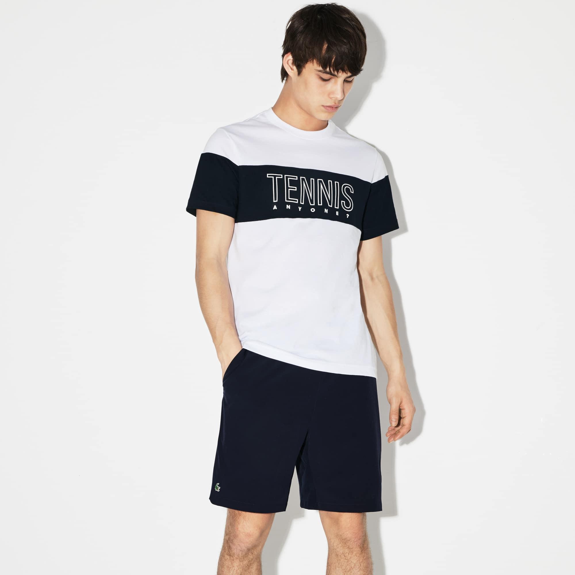 T-shirt Lacoste SPORT em jersey técnico Edição Roland Garros