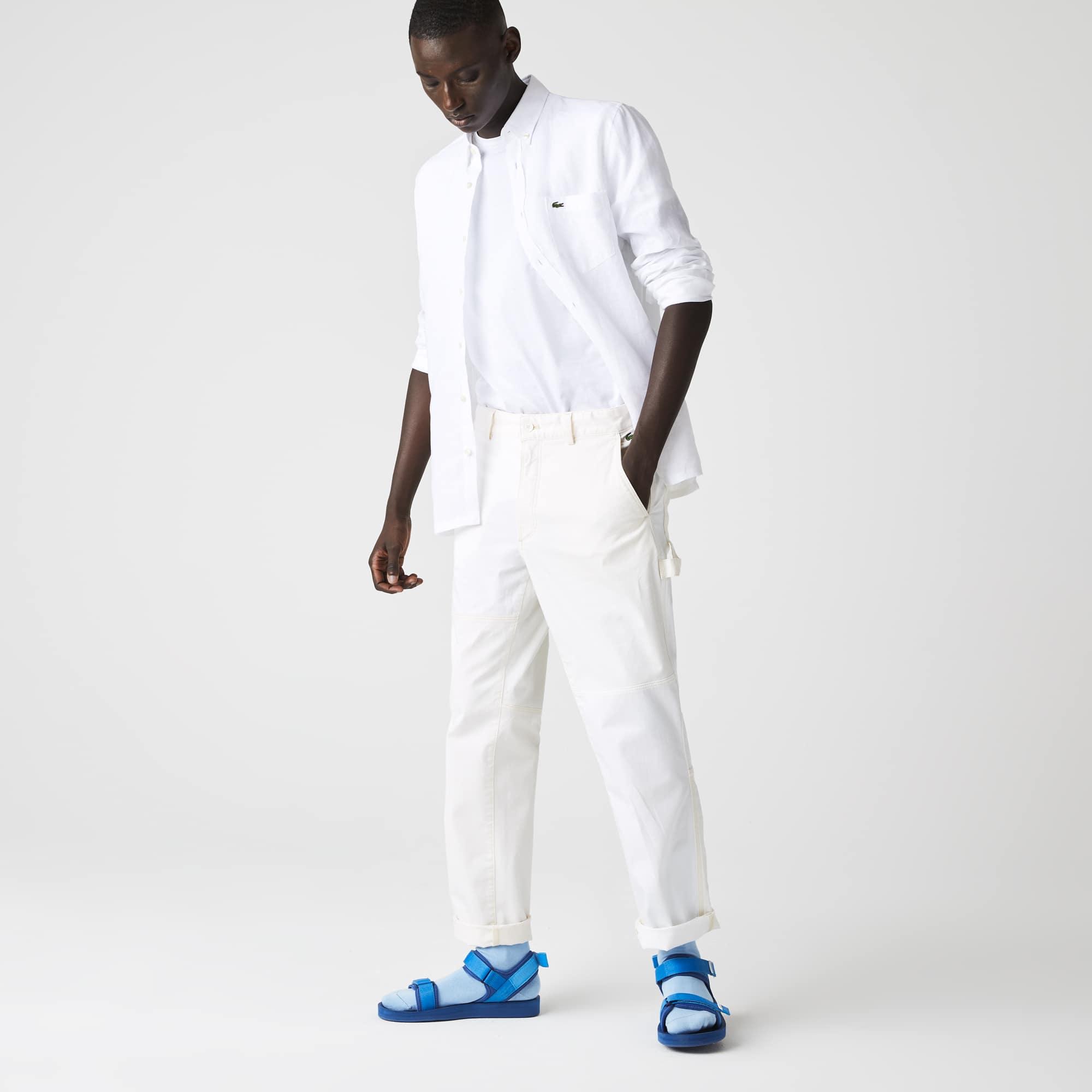 Camisas   Moda para Homem   LACOSTE b8e9152bf0