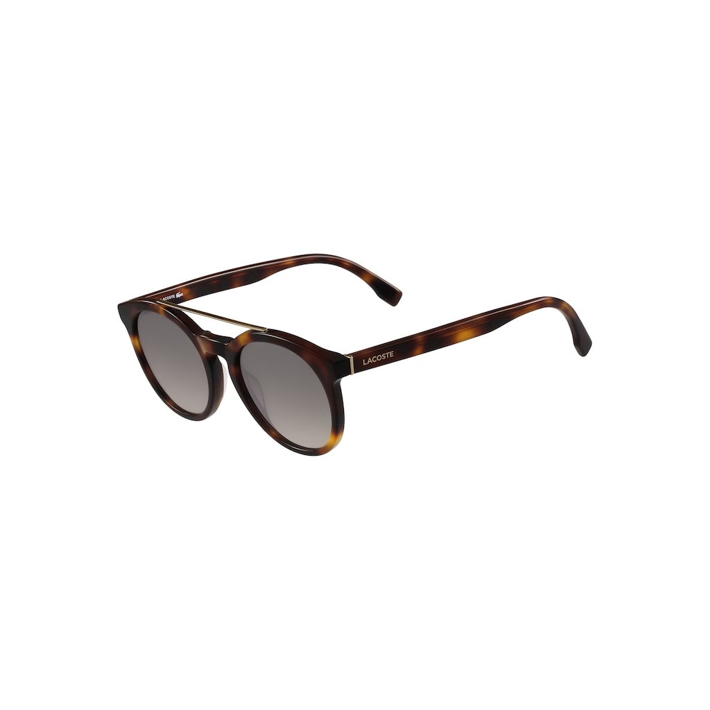 Óculos de Sol Lacoste Unisex com armação metal e lentes graduadas ... fcf1c59466