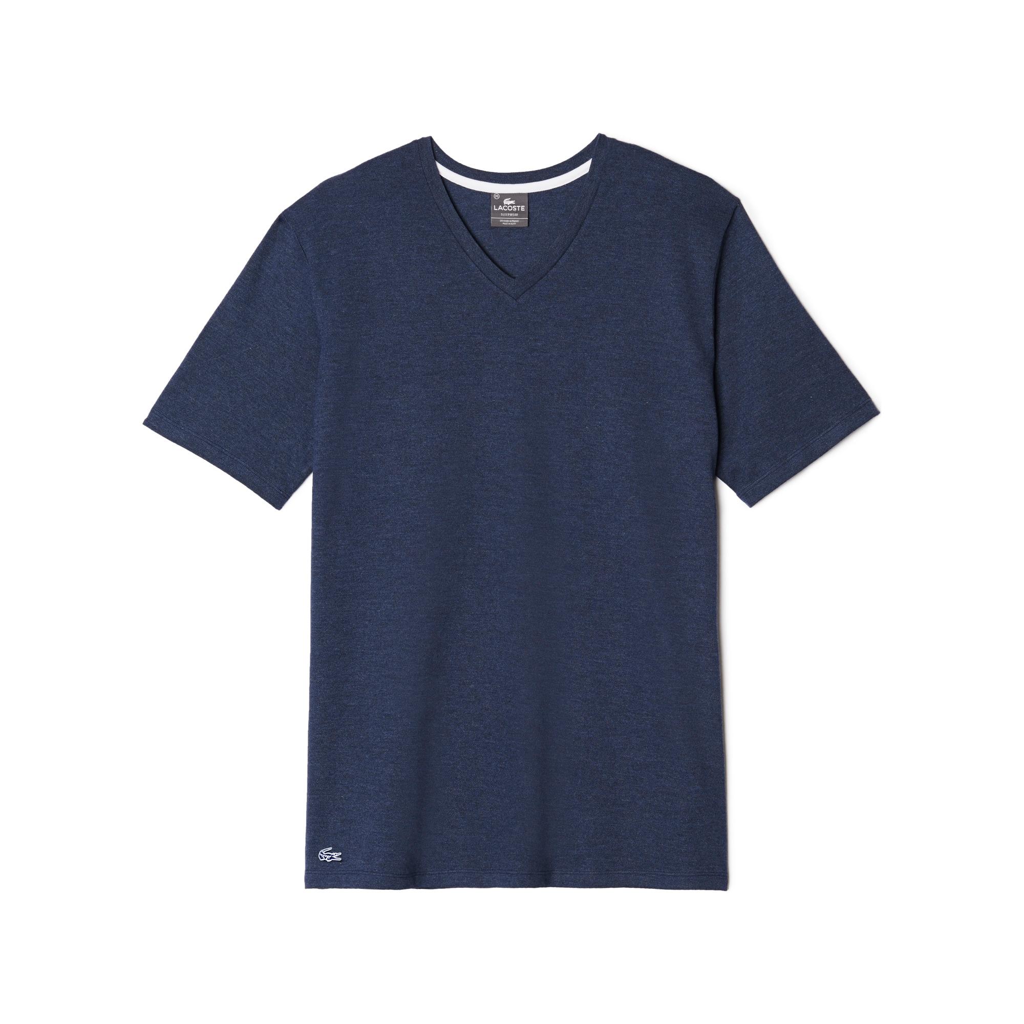 T-shirt unicolor L.12.12