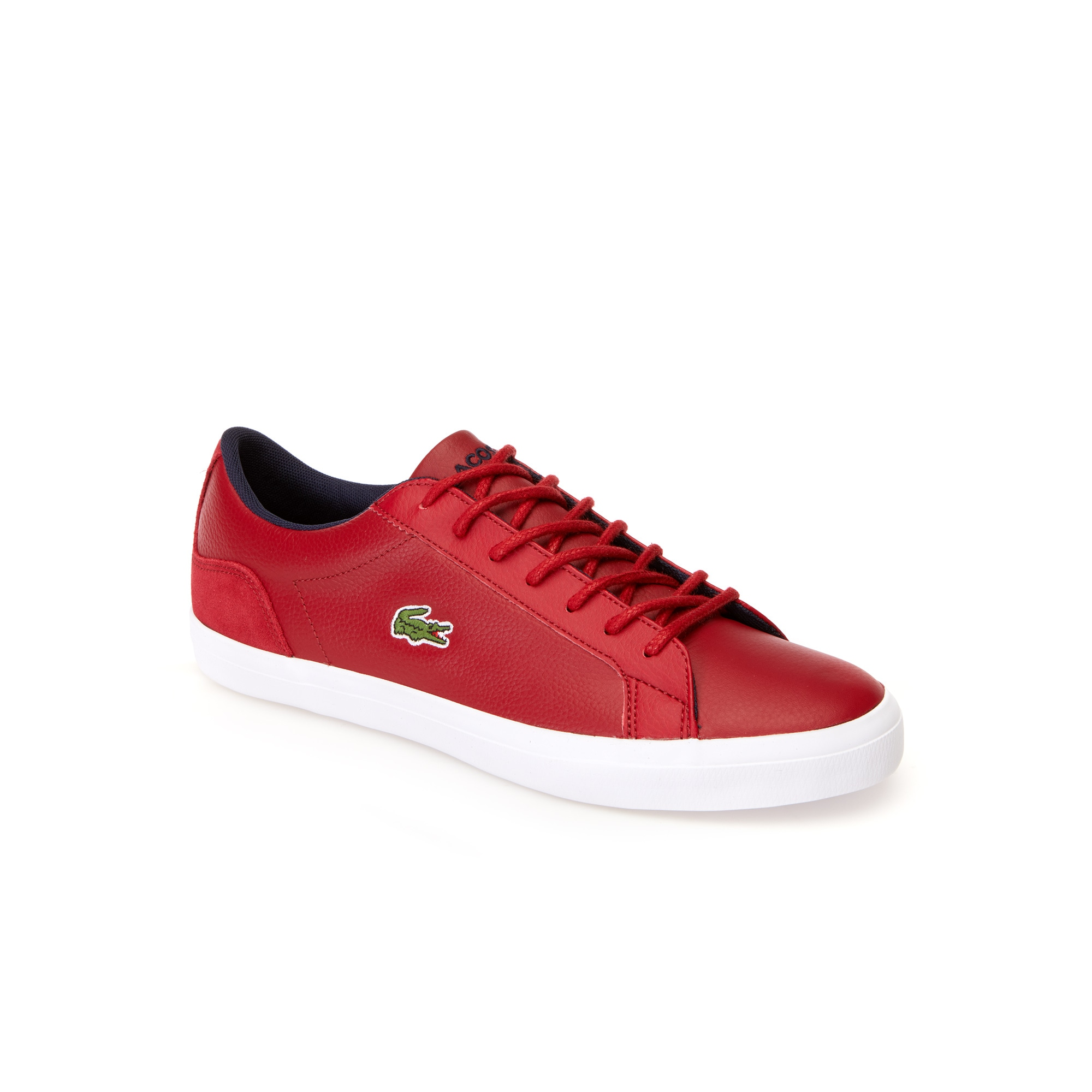 Men's Lerond Leather and Suede Trainers