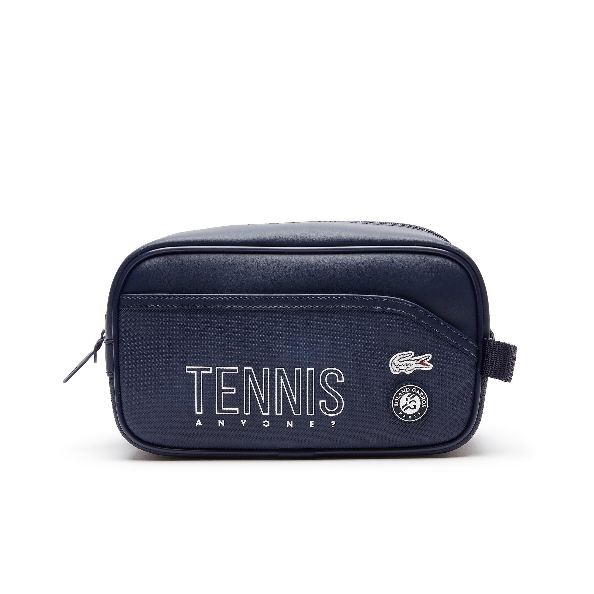 Estojo de toilete Lacoste SPORT Roland Garros com marcação