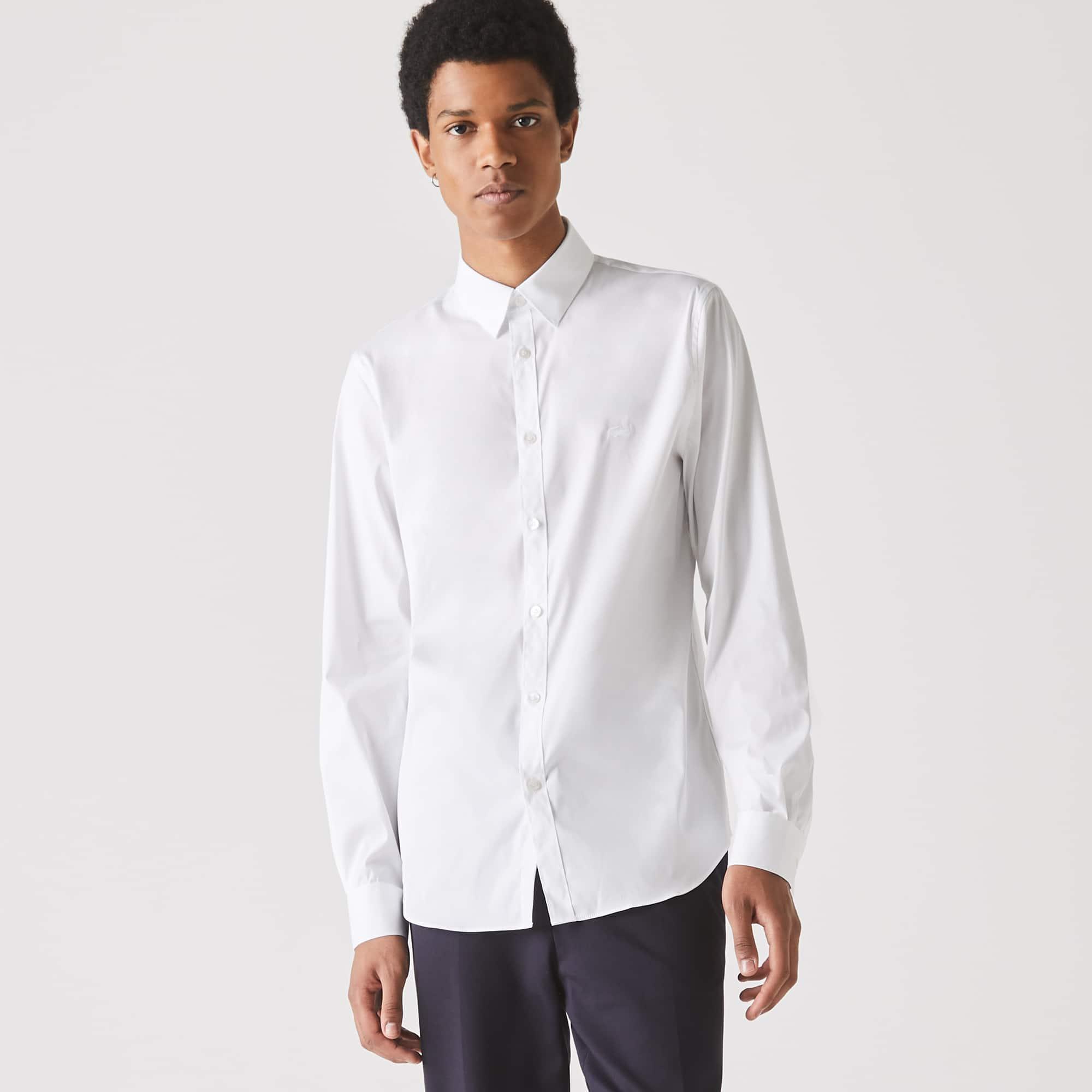 Camisa stretch Slim fit