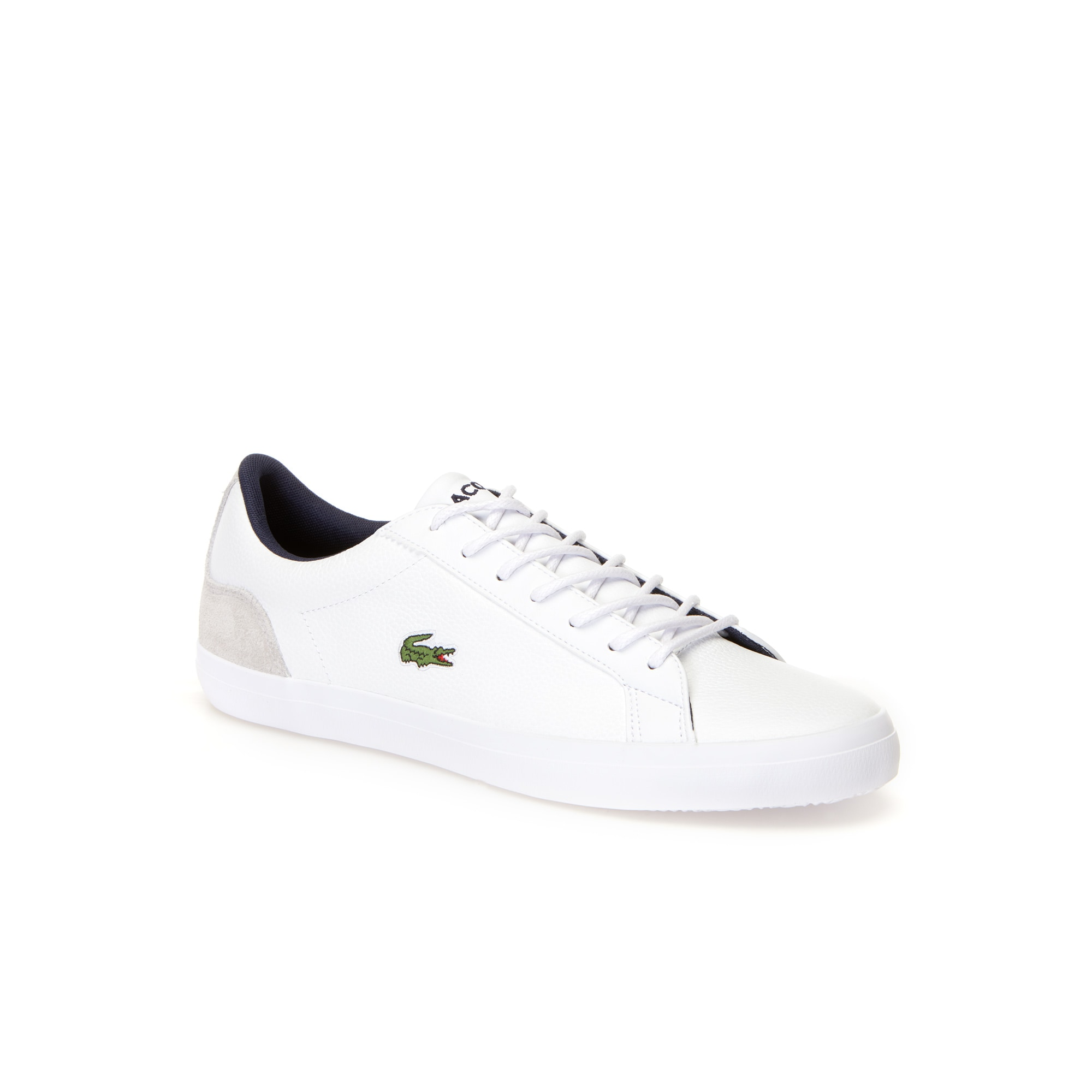 2170369c8 Men's Lerond Leather and Suede Trainers ...