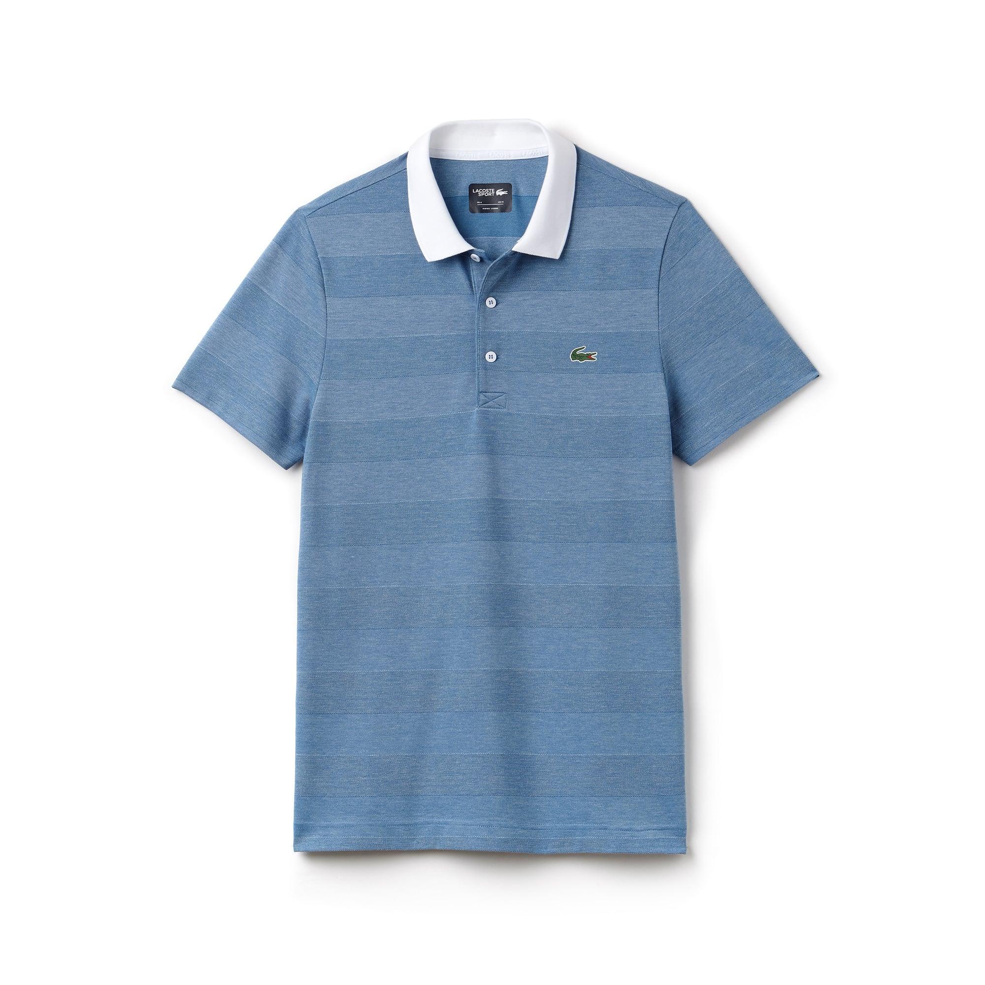 Polo Golf Lacoste SPORT em jersey técnico