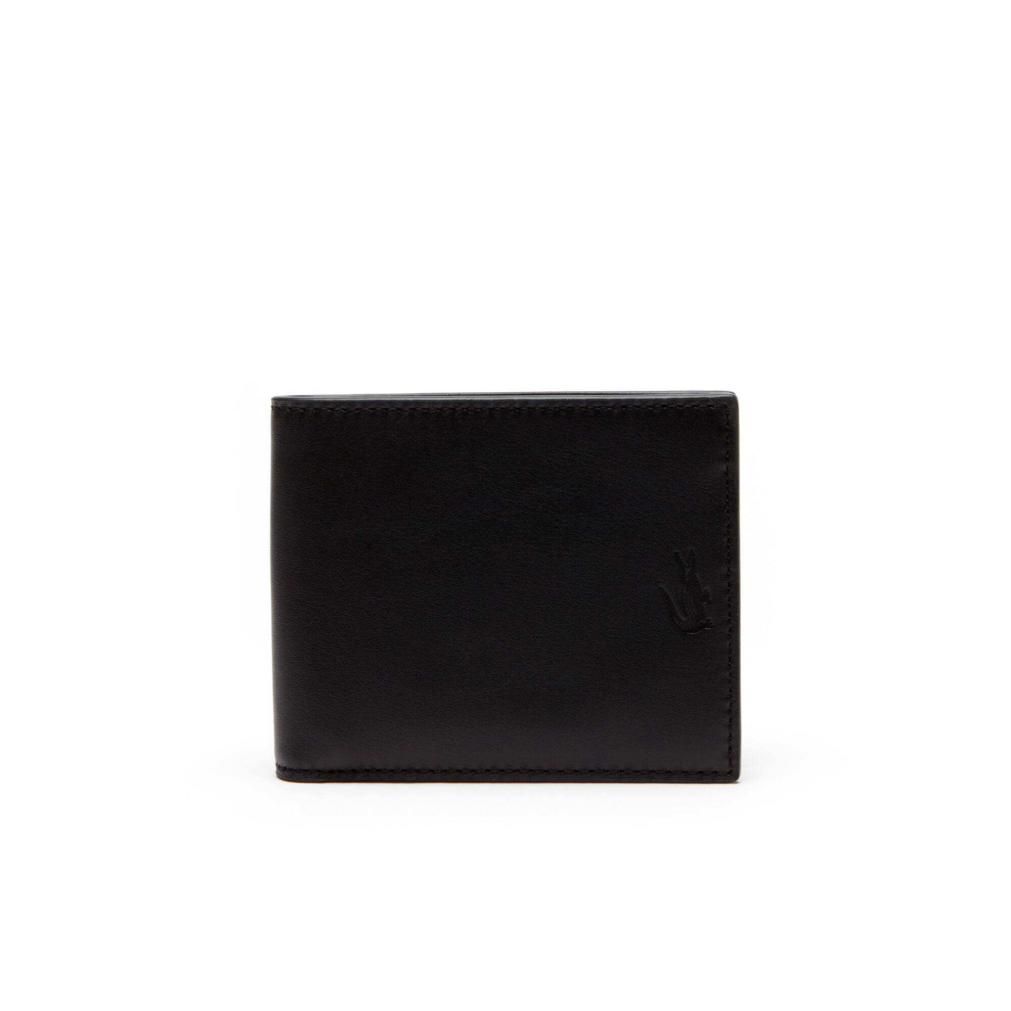 Carteira Full Ace em pele flexível unicolor 6 cartões