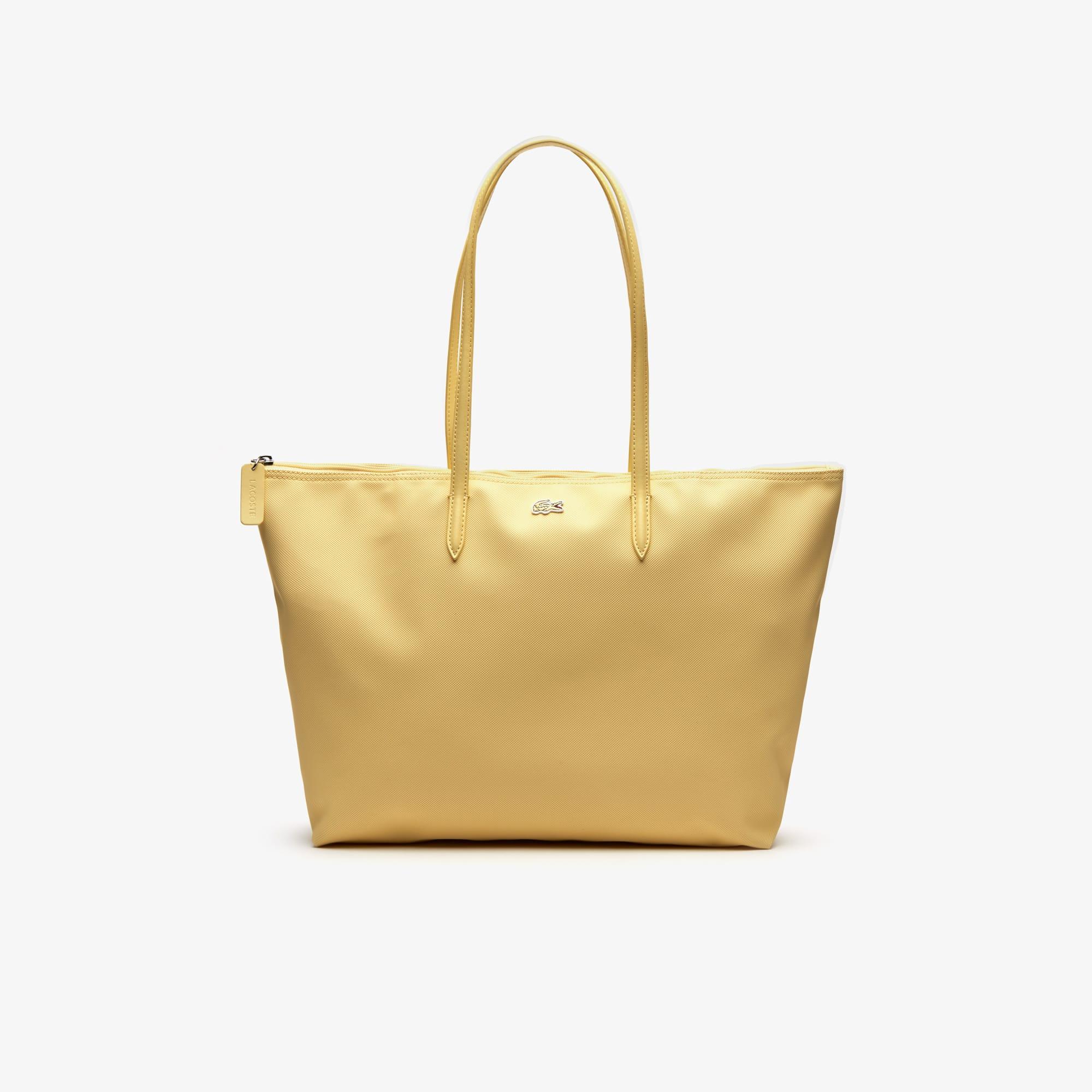 309994b52415f حقيبة يد نسائية بسحاب من مجموعة L.12.12 Concept