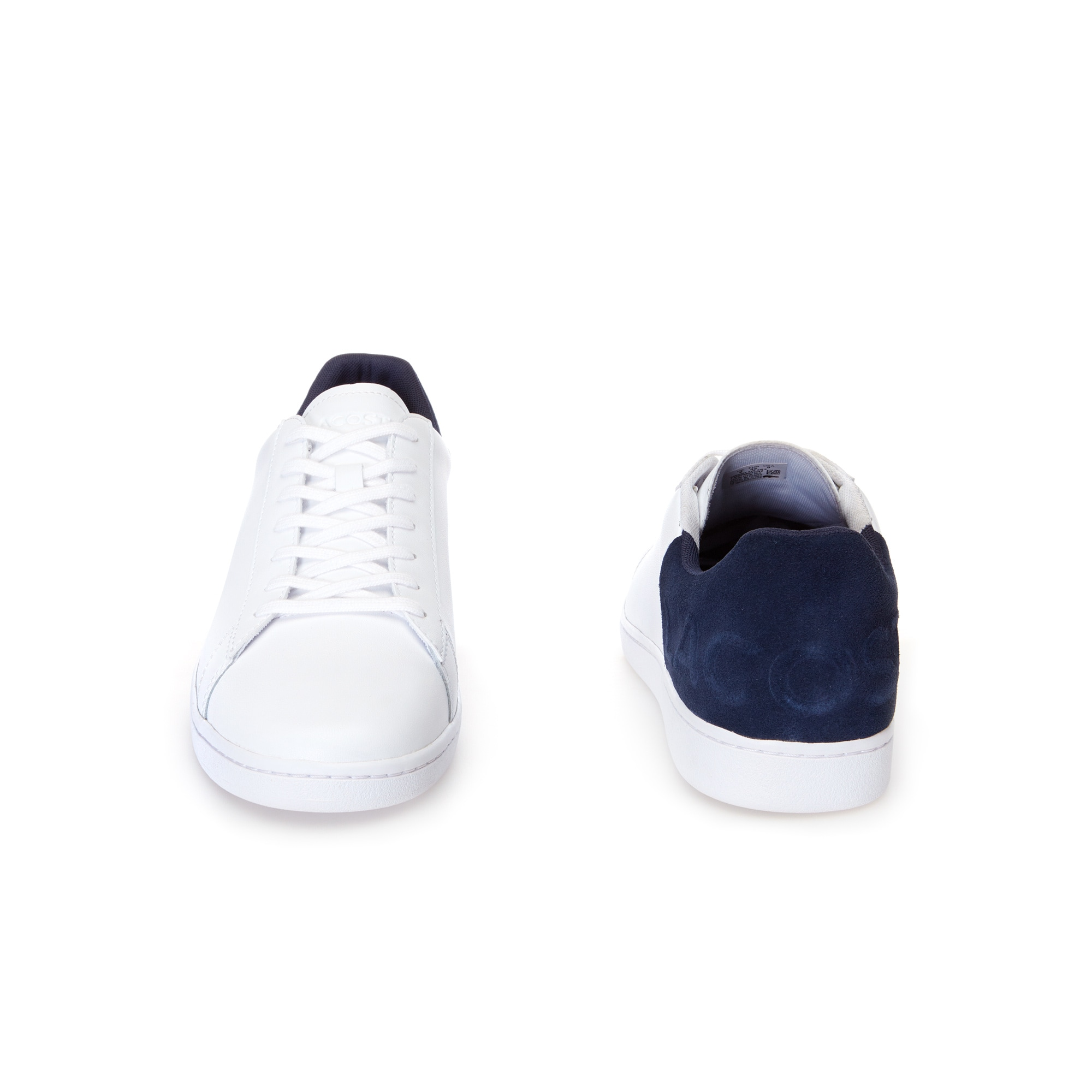 064a9b9736 Men's Carnaby Evo Leather and Suede Trainers