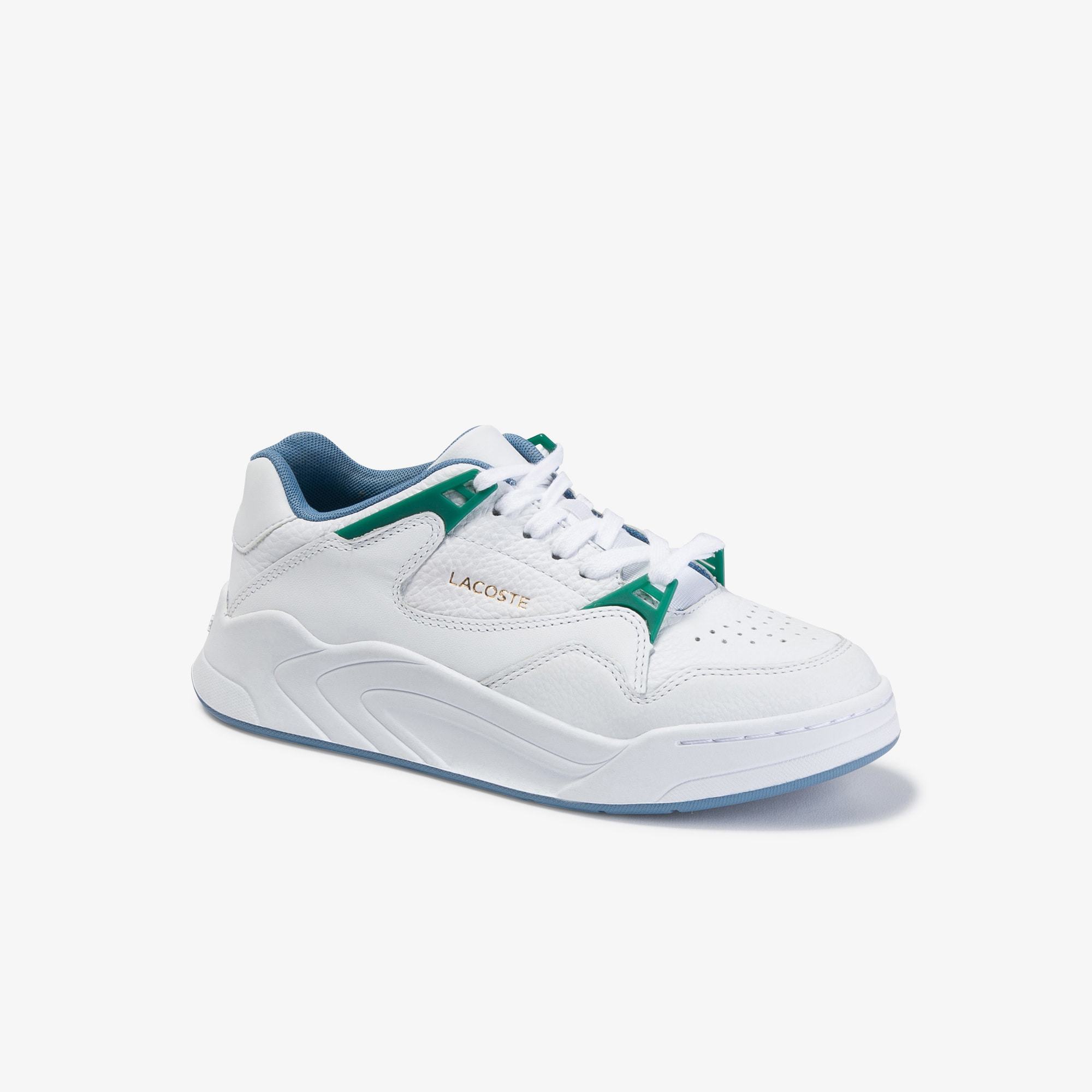 Women's Court Slam Leather and