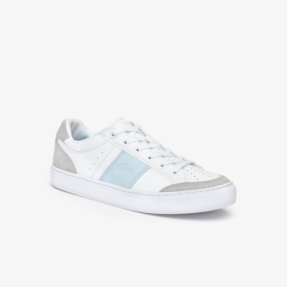 Women's Courtline Synthetic Trainers