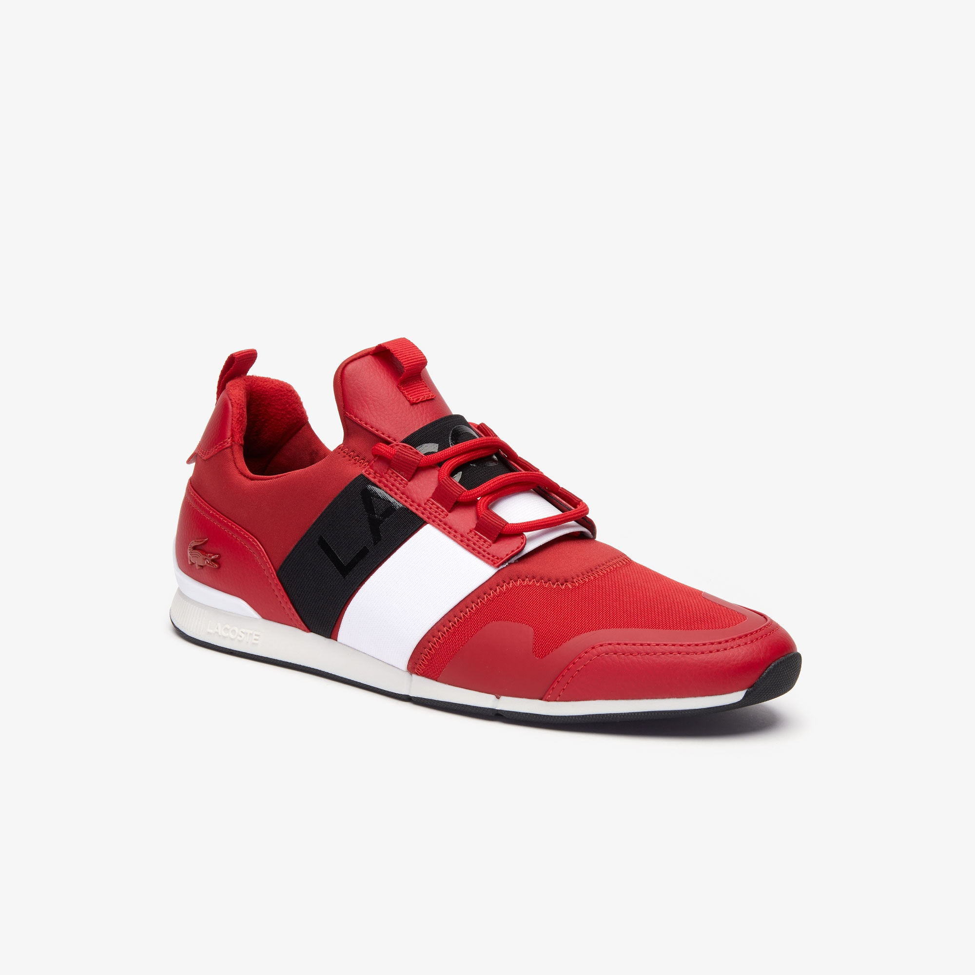 quality huge discount wide range Men's Menerva Elite Textile and Synthetic Trainers