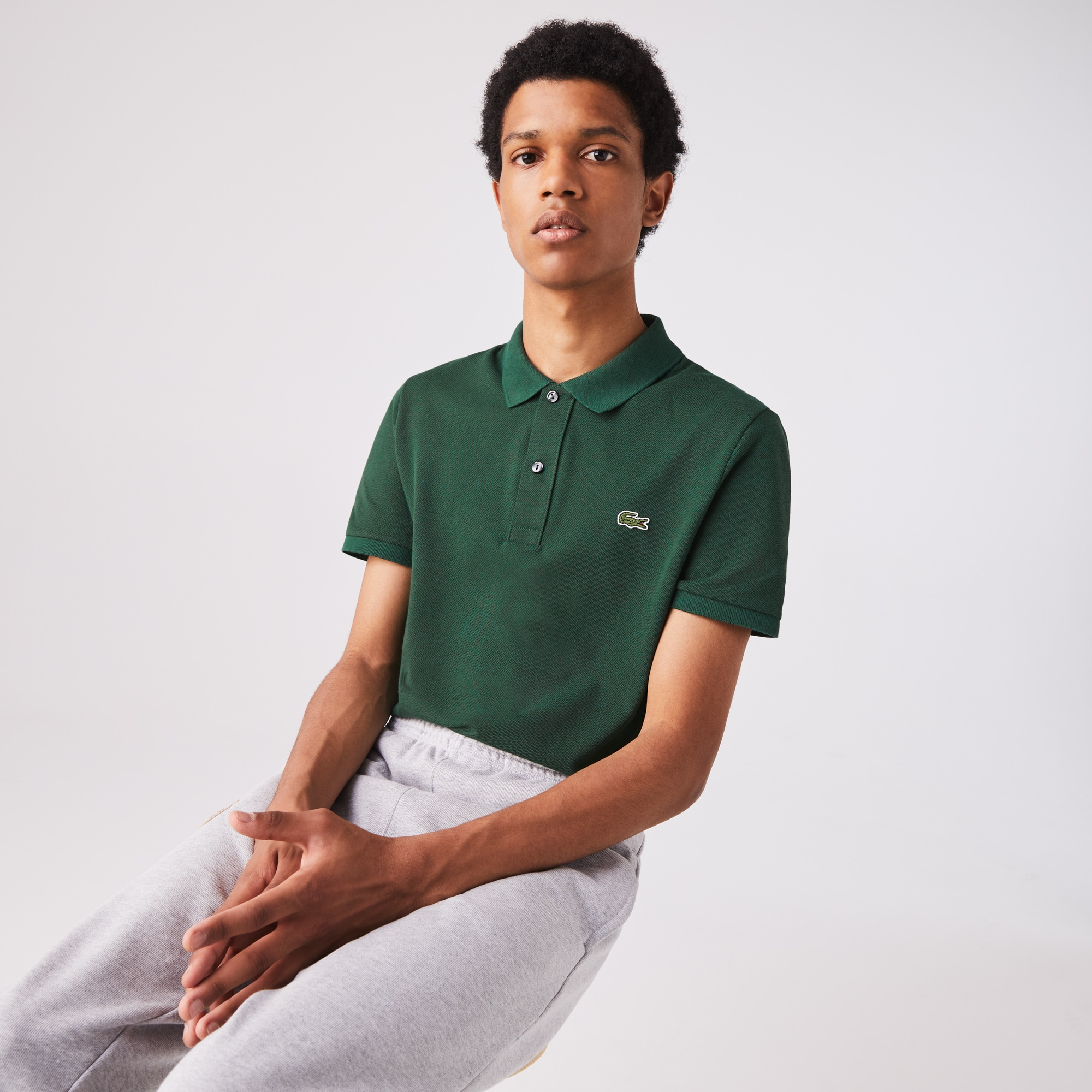 Fall Winter 2018 Collection Lacoste