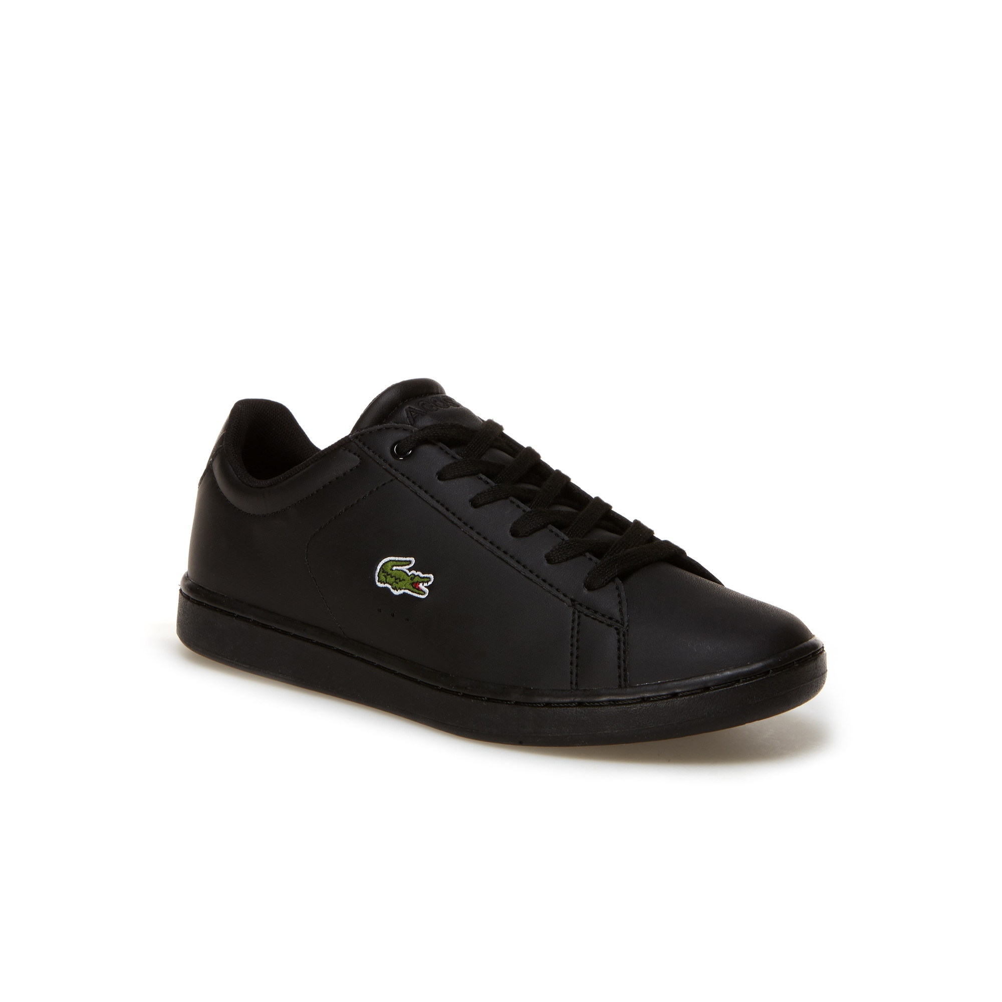 5455f71bd Juniors  Carnaby Evo Black Synthetic Trainers