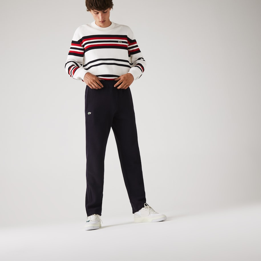 Men's Organic Cotton Piqué jogging pants