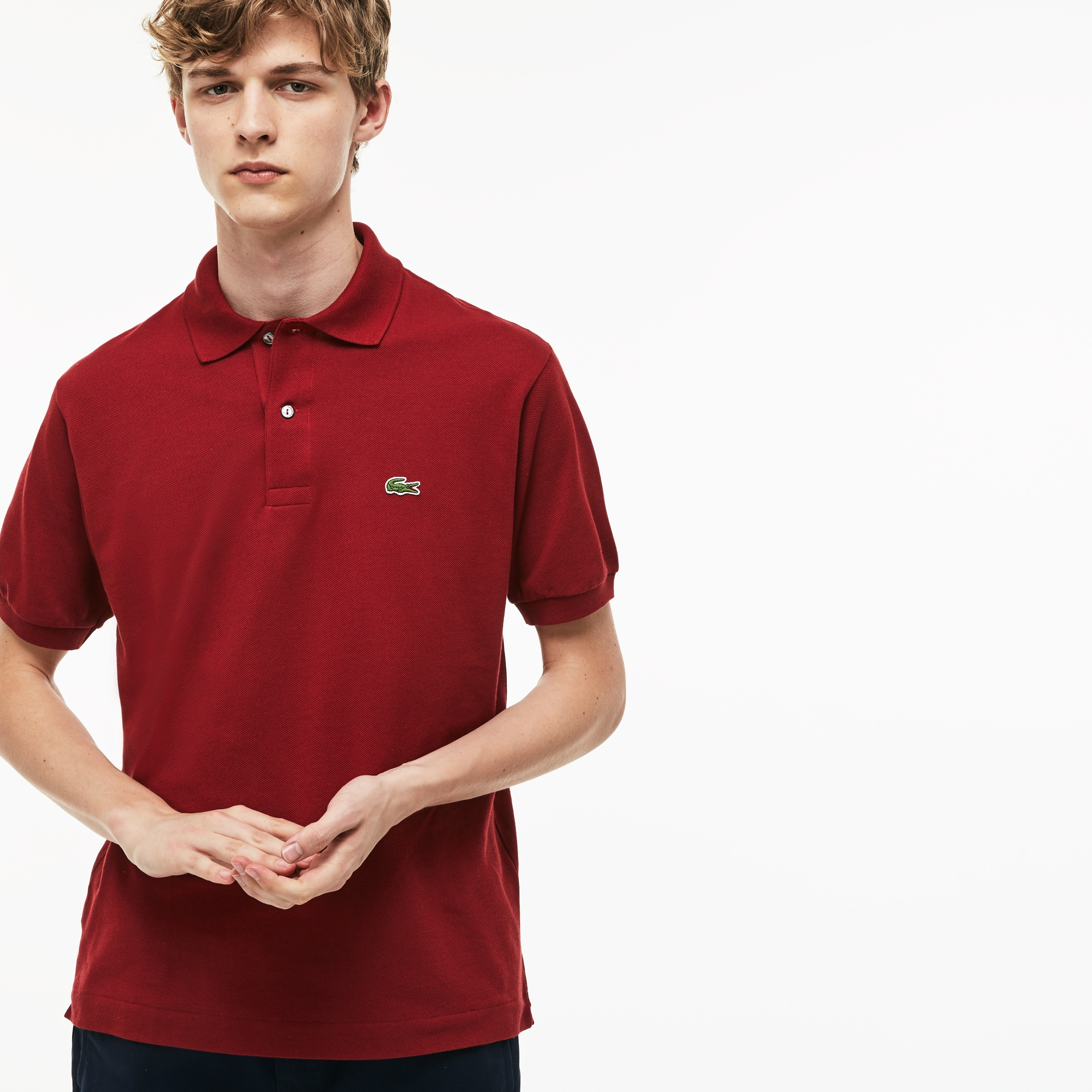cdb2205a9 Lacoste Classic Fit L.12.12 Polo Shirt