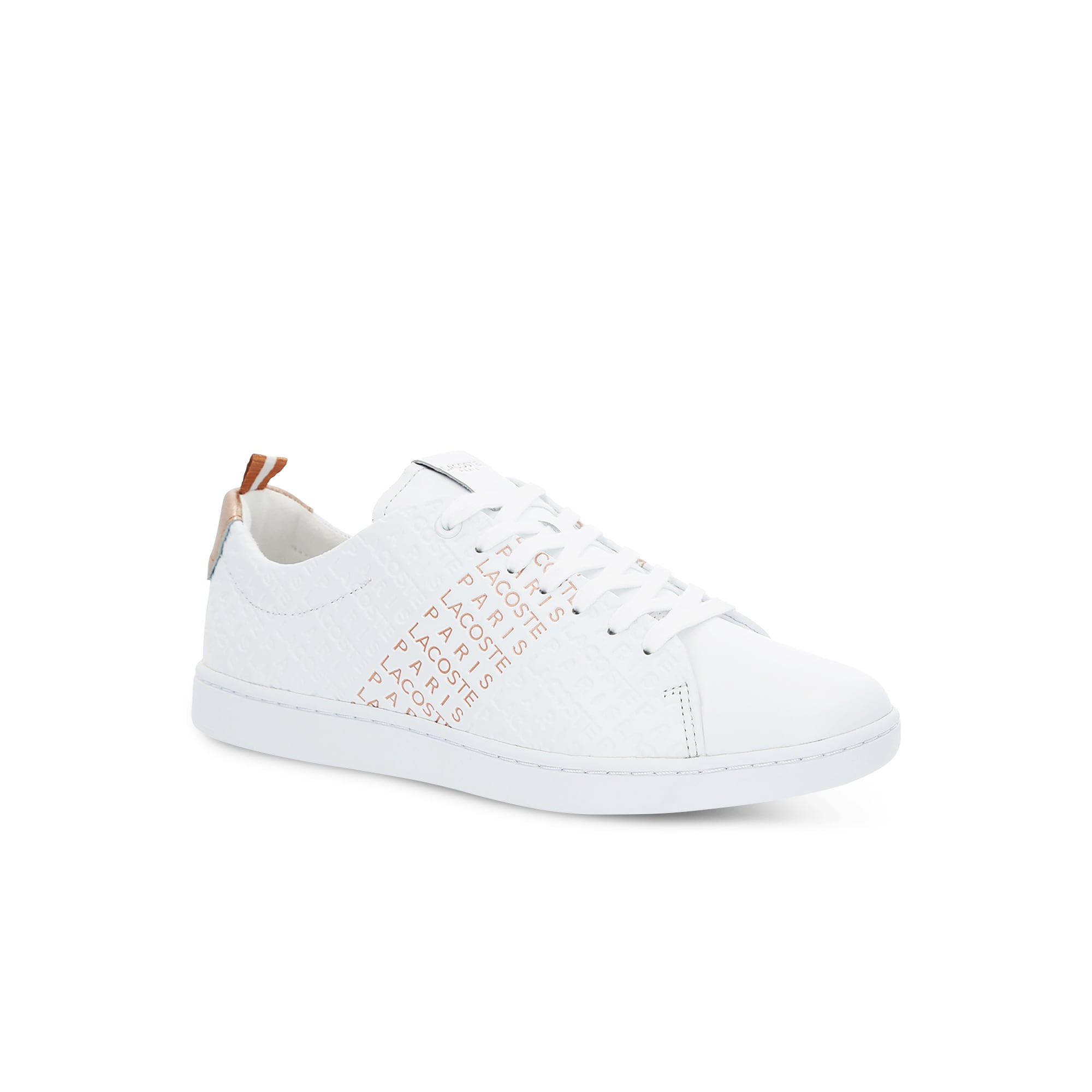 9b67851d77 Women's Carnaby Evo Embossed Leather Trainers