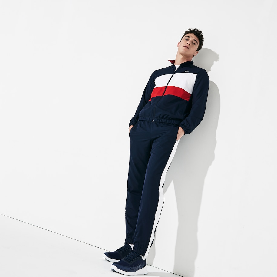 Men's Lacoste SPORT Colourblock Sweatsuit