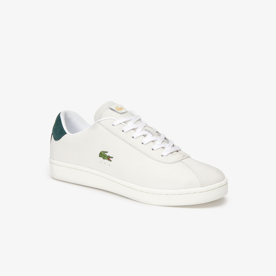Men's Masters Two-Tone Leather Trainers