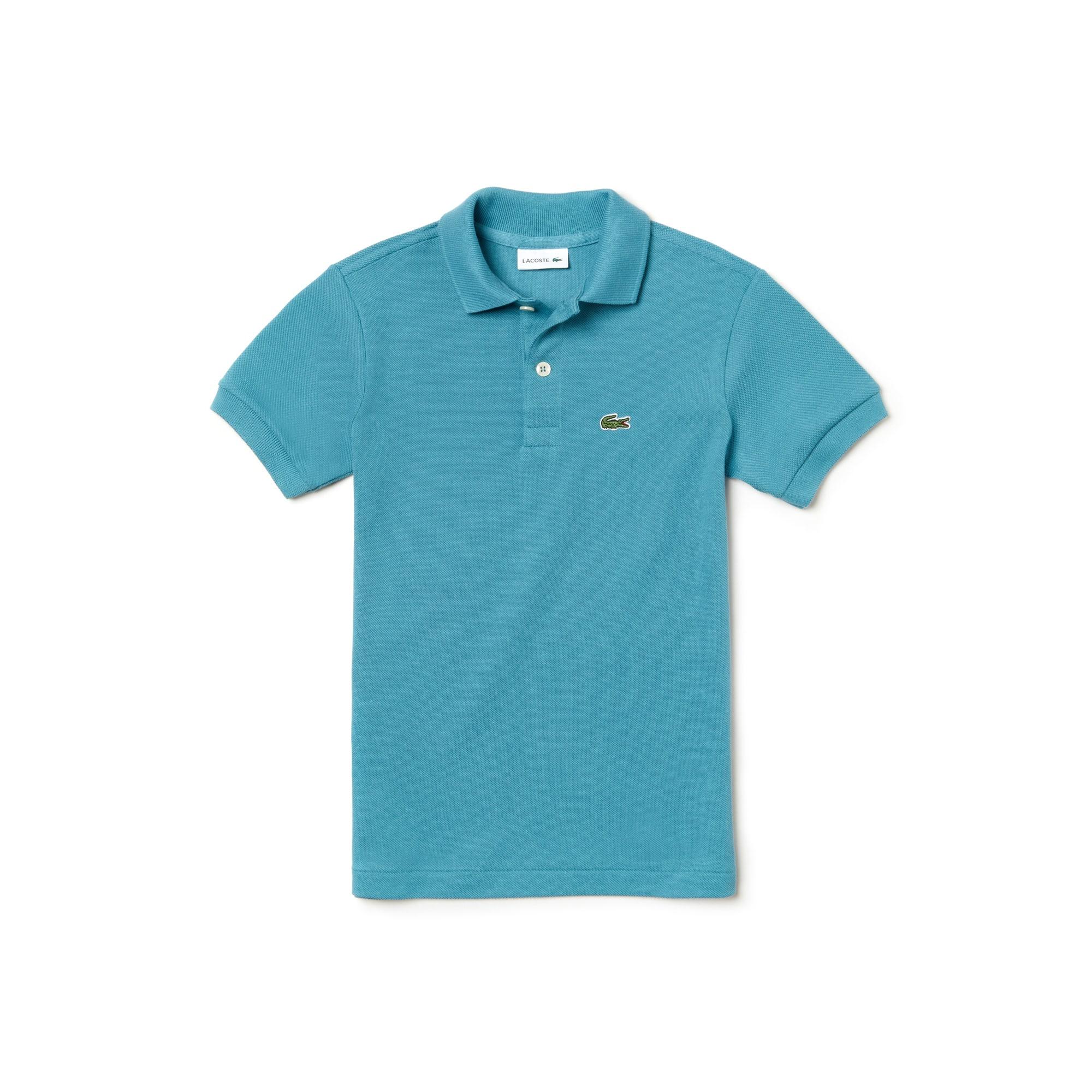 72ef1f753 Kids  Lacoste Petit Piqué Polo Shirt