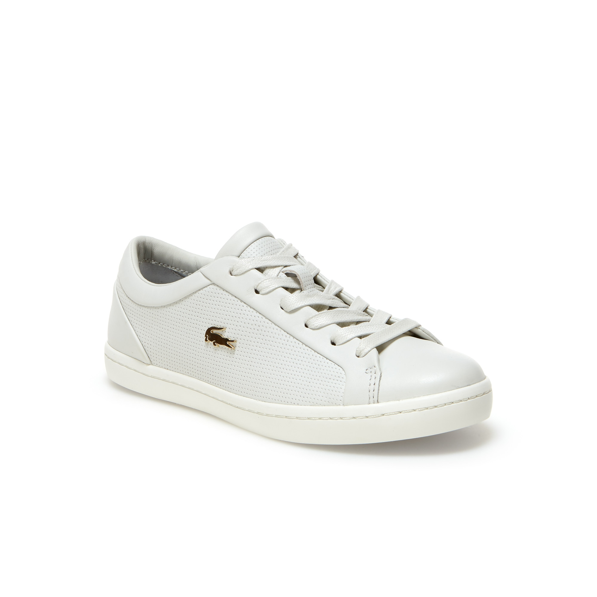 dd8e20fb88ee Women s Straightset Nappa Leather Trainers
