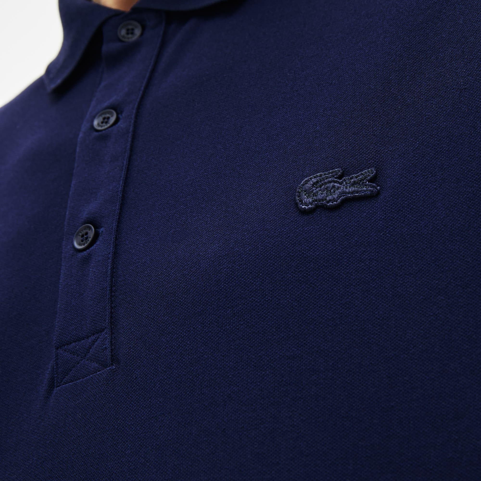 1a21626a Men's Lacoste Riviera L.12.12 Ultra Light Cotton Petit Piqué Polo Shirt