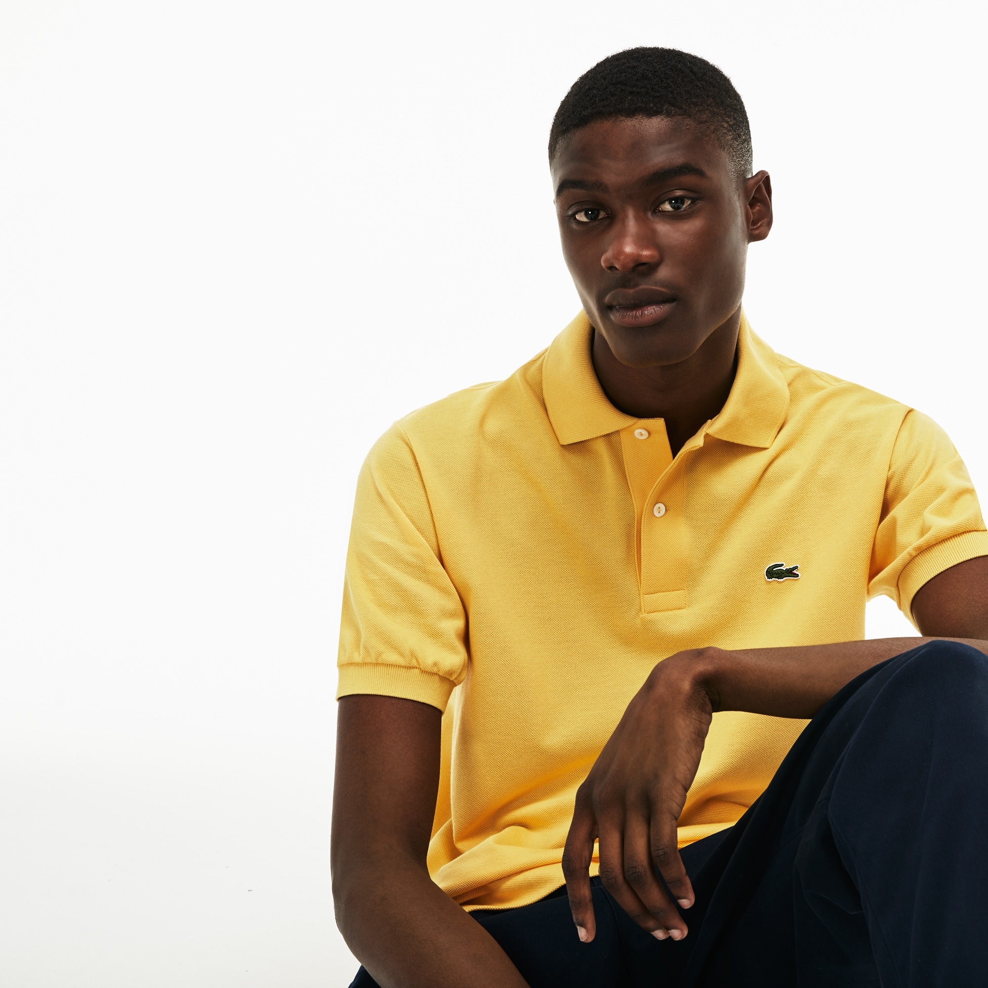 e1067e278e4 Lacoste Classic Fit L.12.12 Polo Shirt