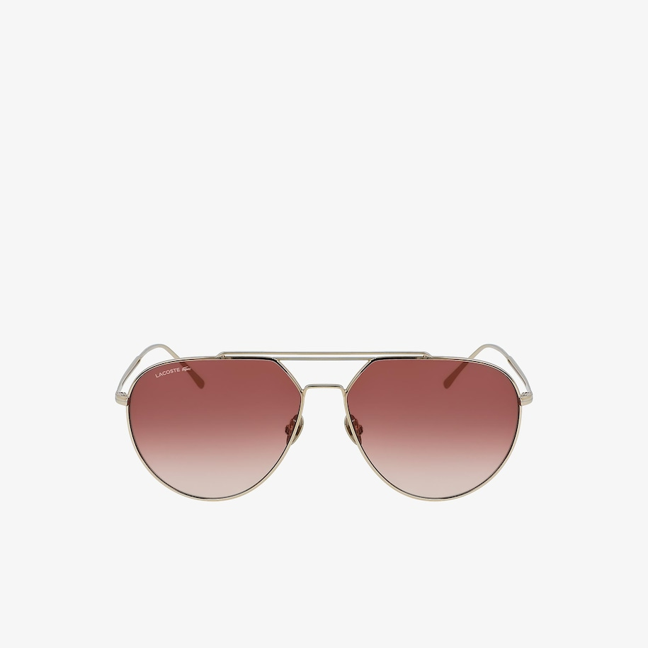 Pilot shape Metal Paris Collection Sunglasses