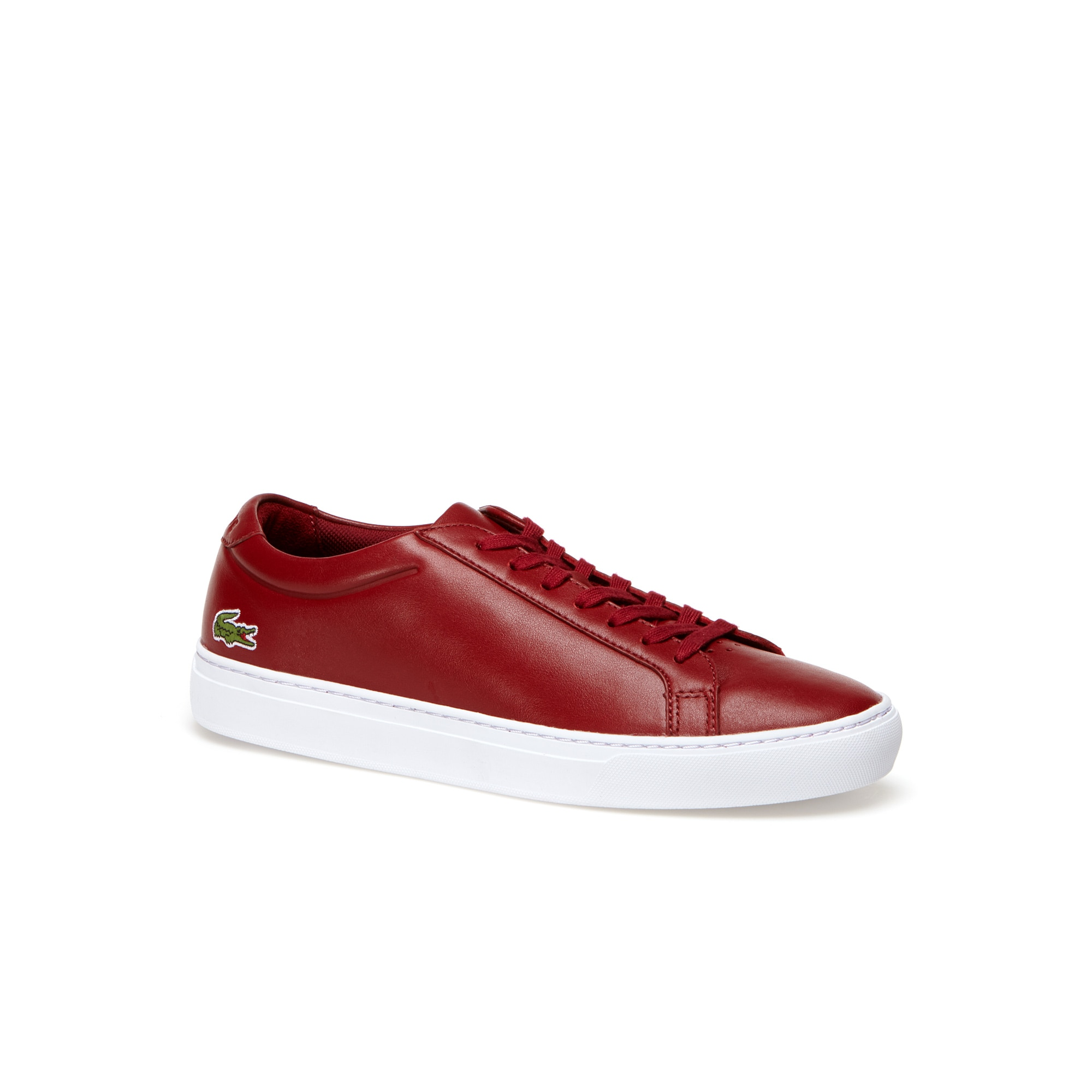 Men's L12.12 shoe in premium leather