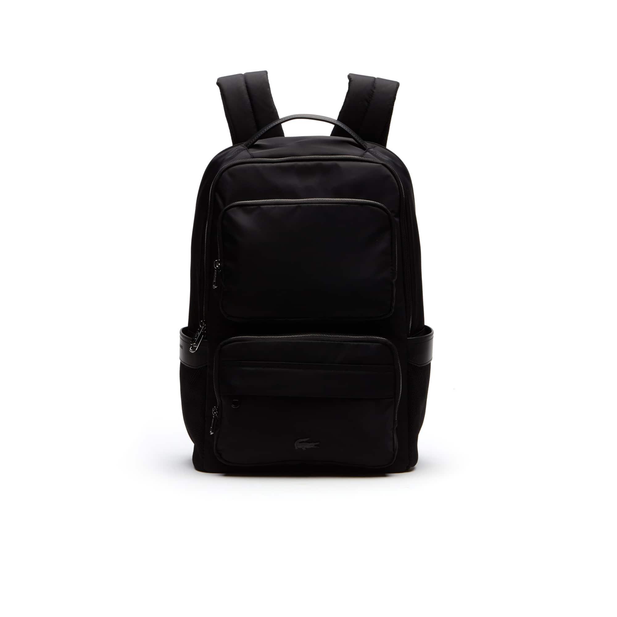 Men's Pete Gusseted Lightweight Nylon Backpack