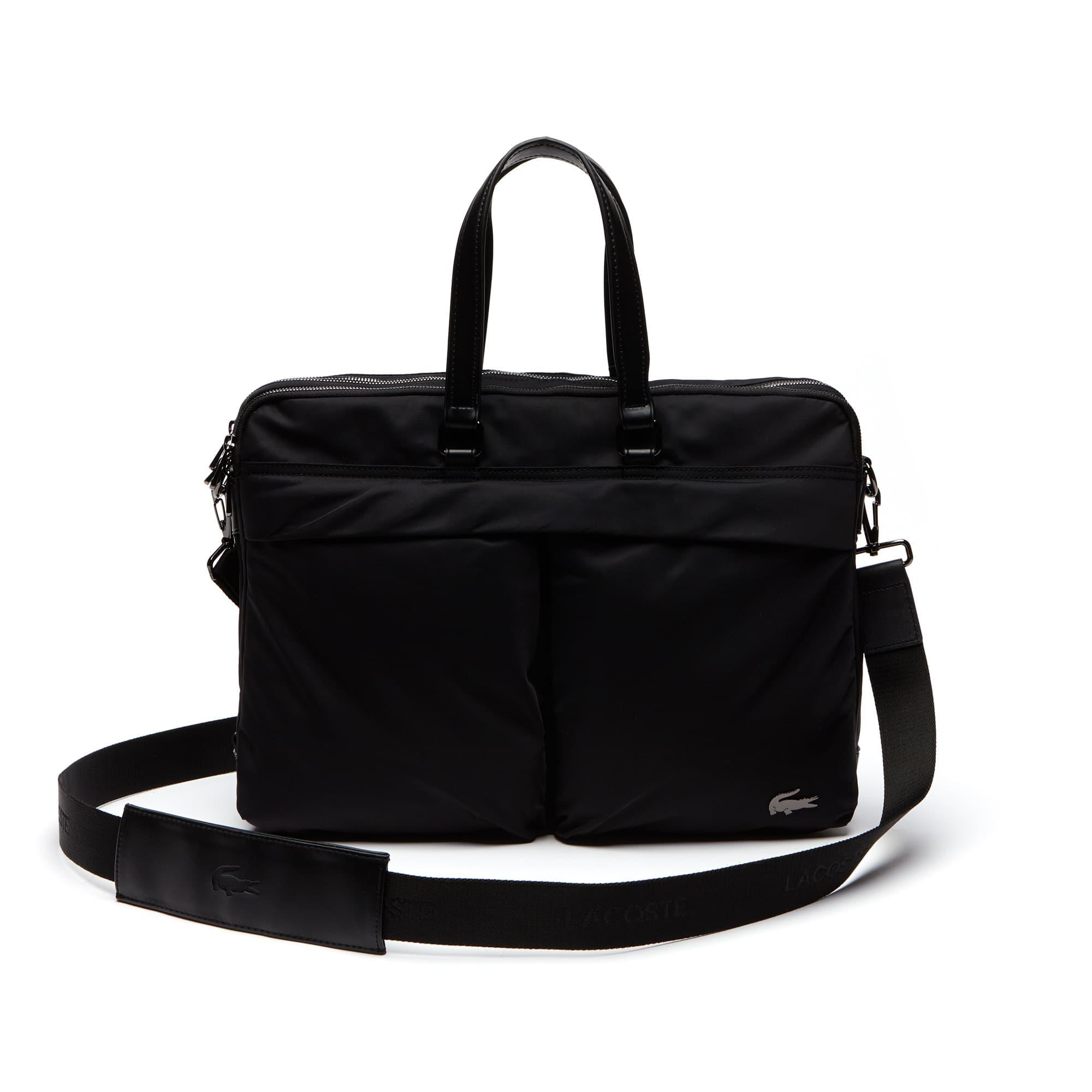 Men's Pete Monochrome Computer Bag