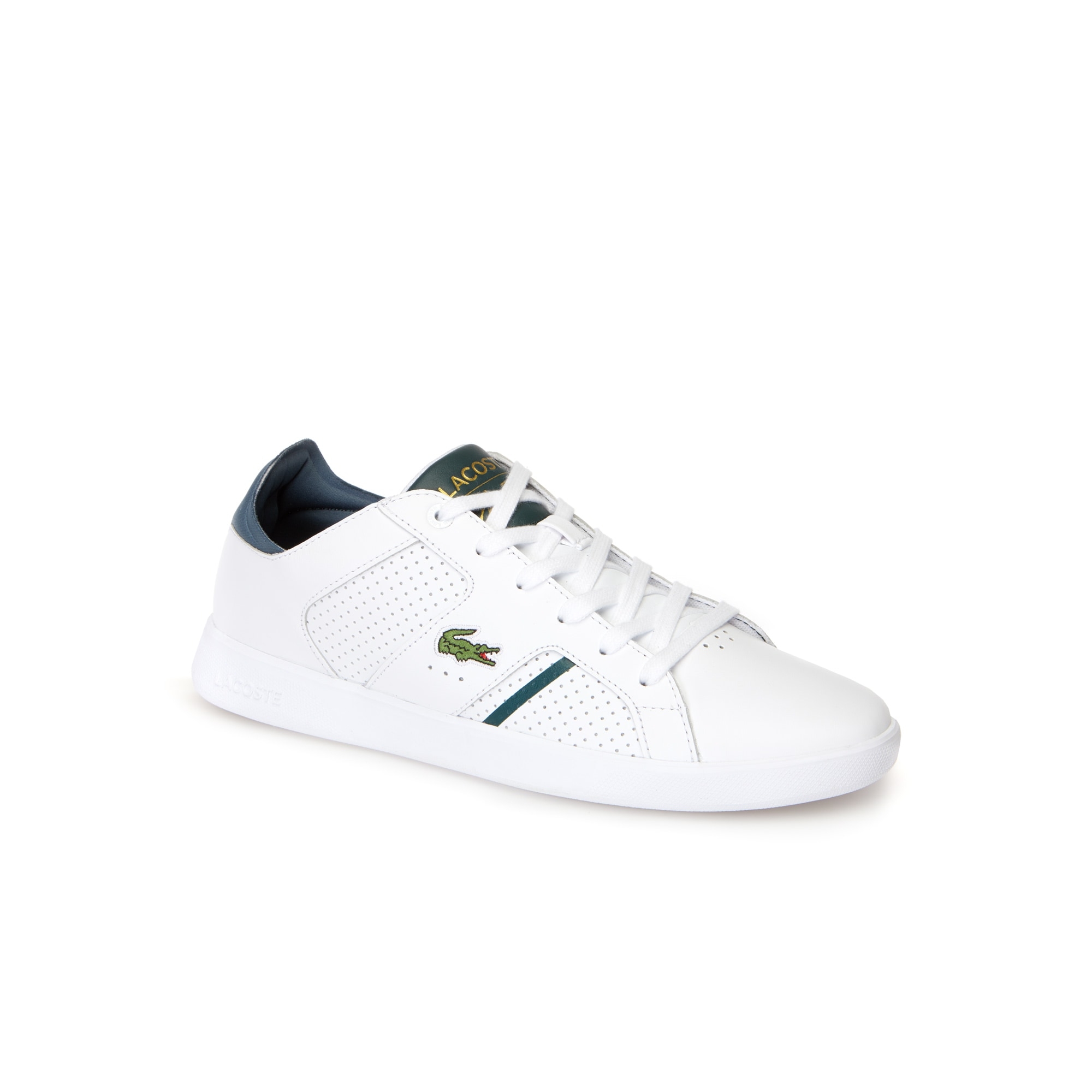Men's Novas CT Leather and Textile Trainers