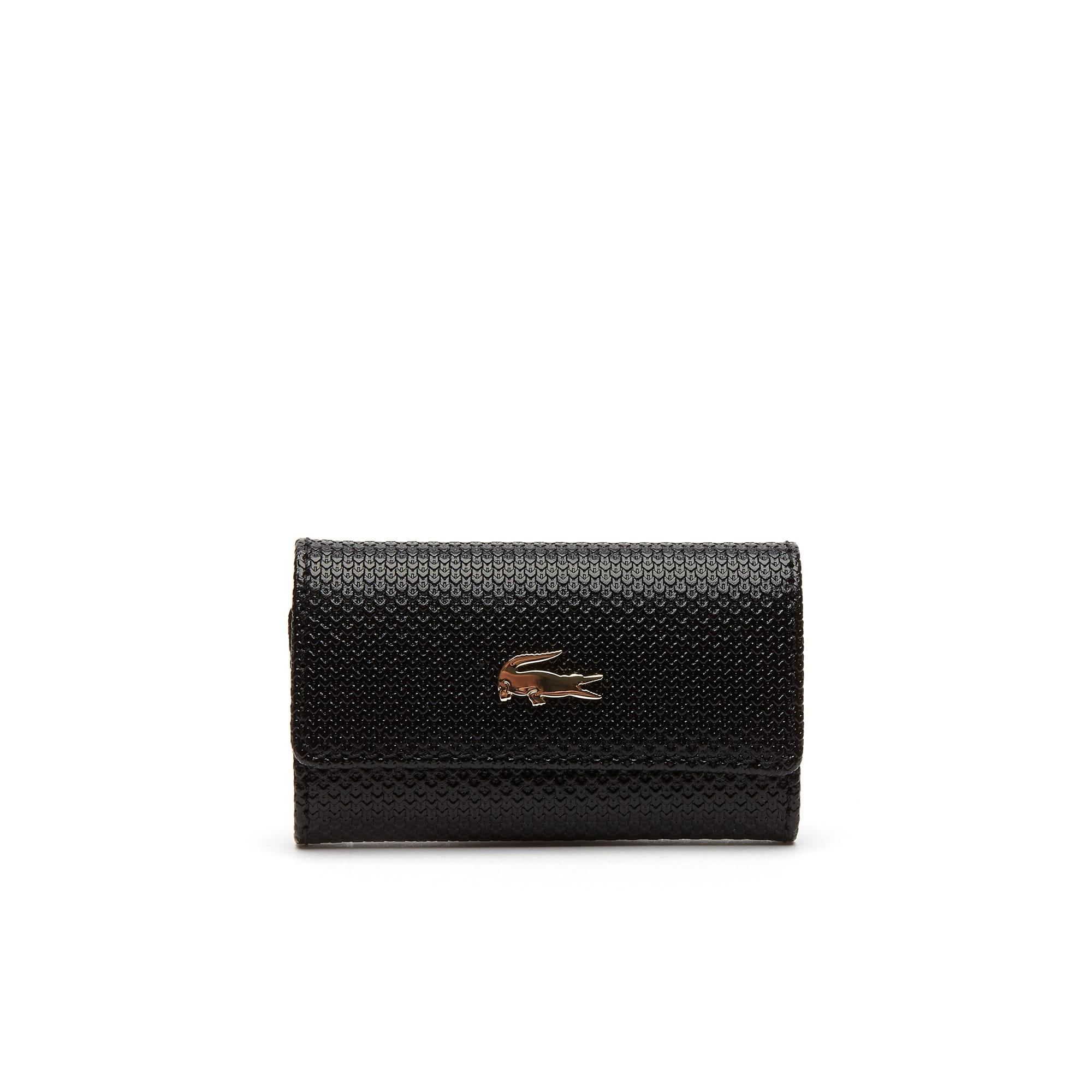 Women's Chantaco Piqué Leather Key Holder