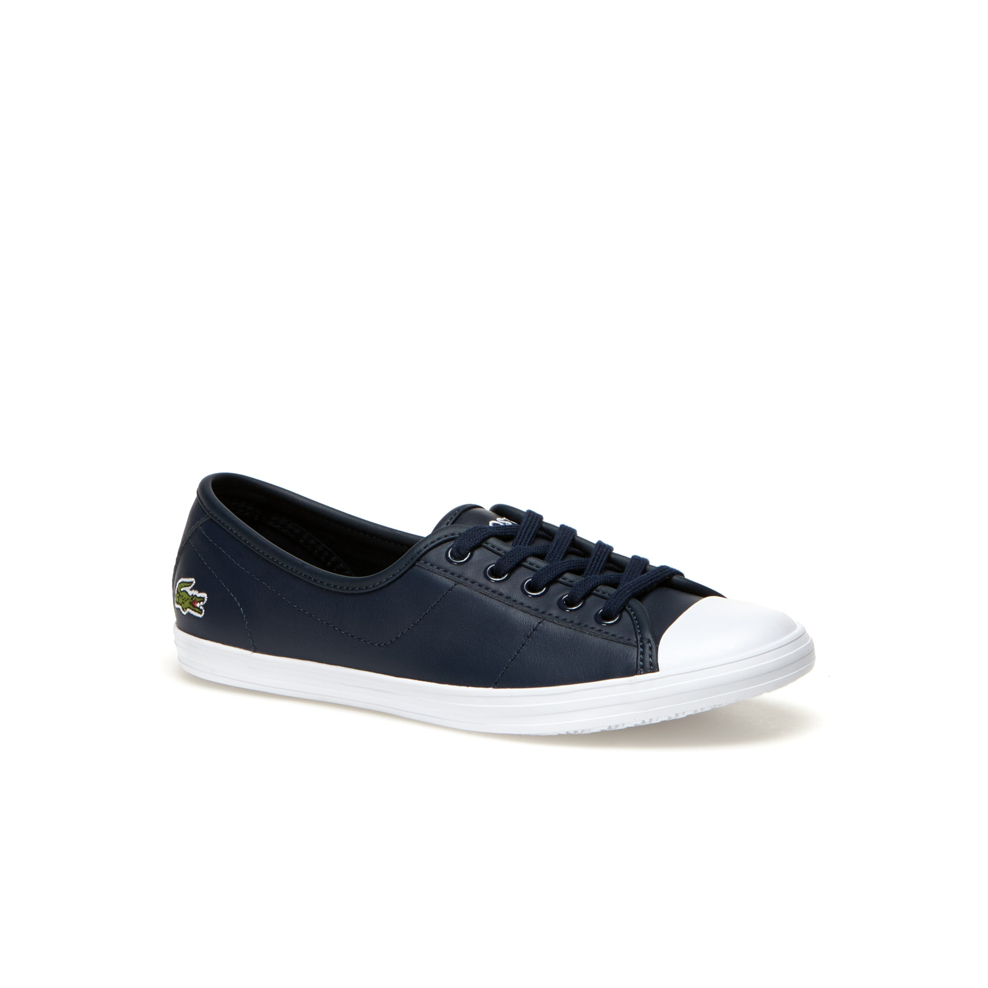 9756c3367 Woman s Ziane BL Leather Trainers