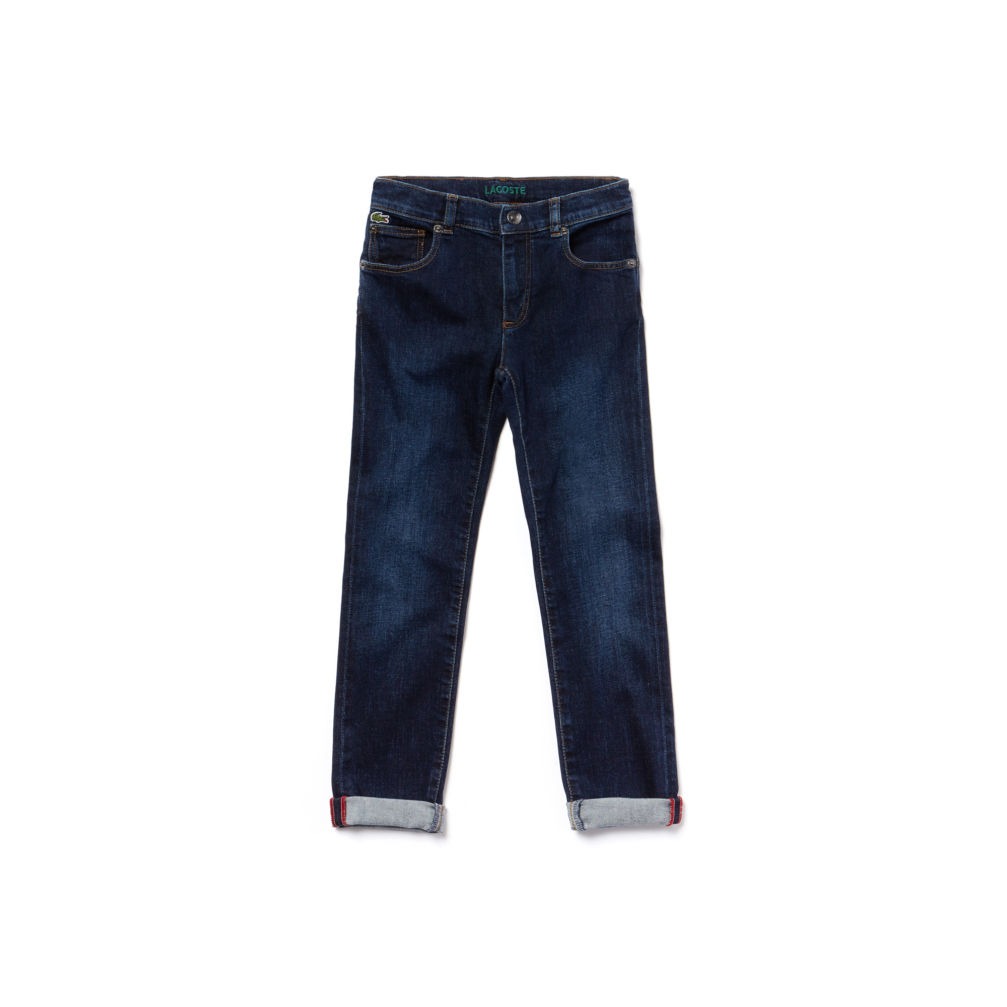 Kids' jeans in cotton denim