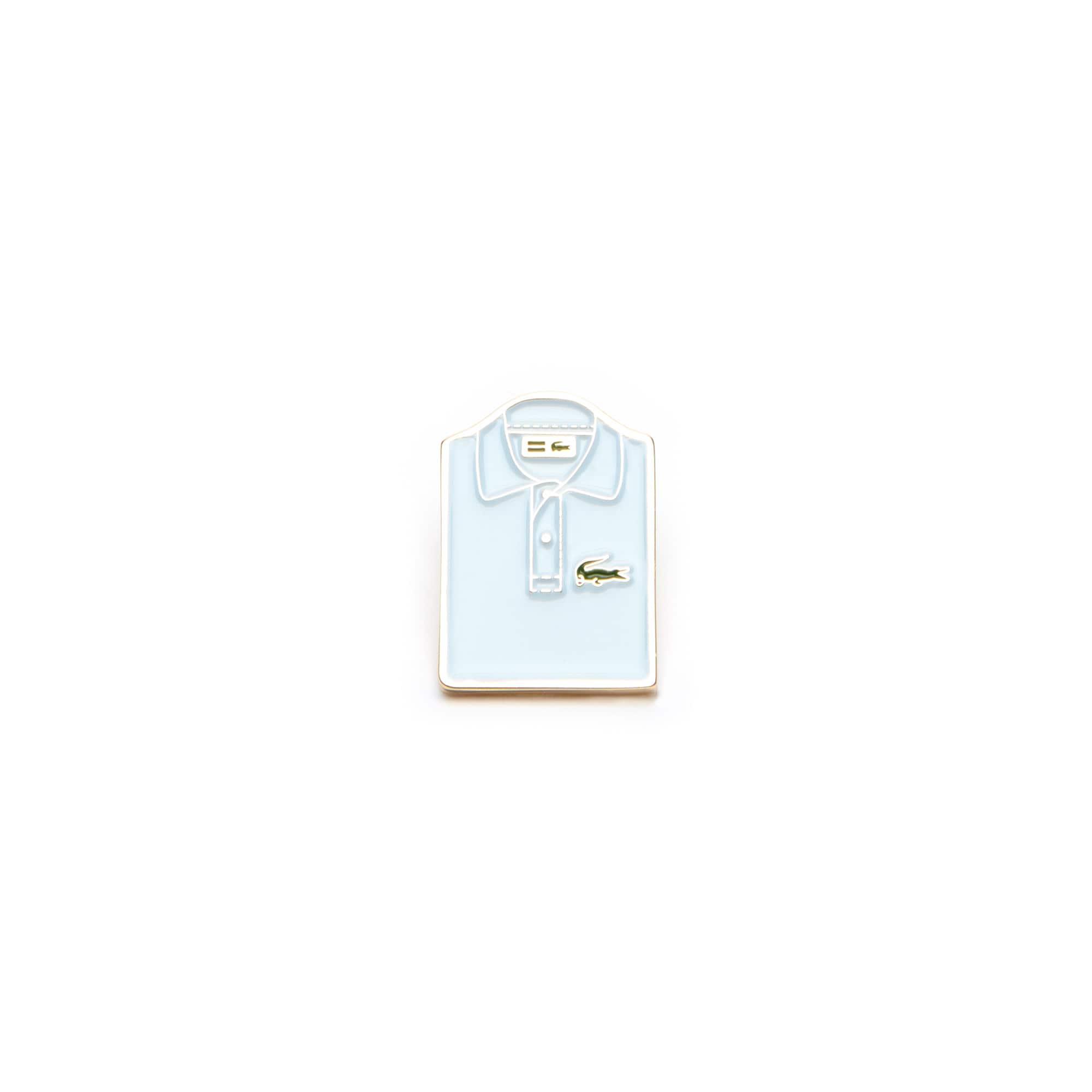 Lacoste Polo Fashion Show Pin Badge