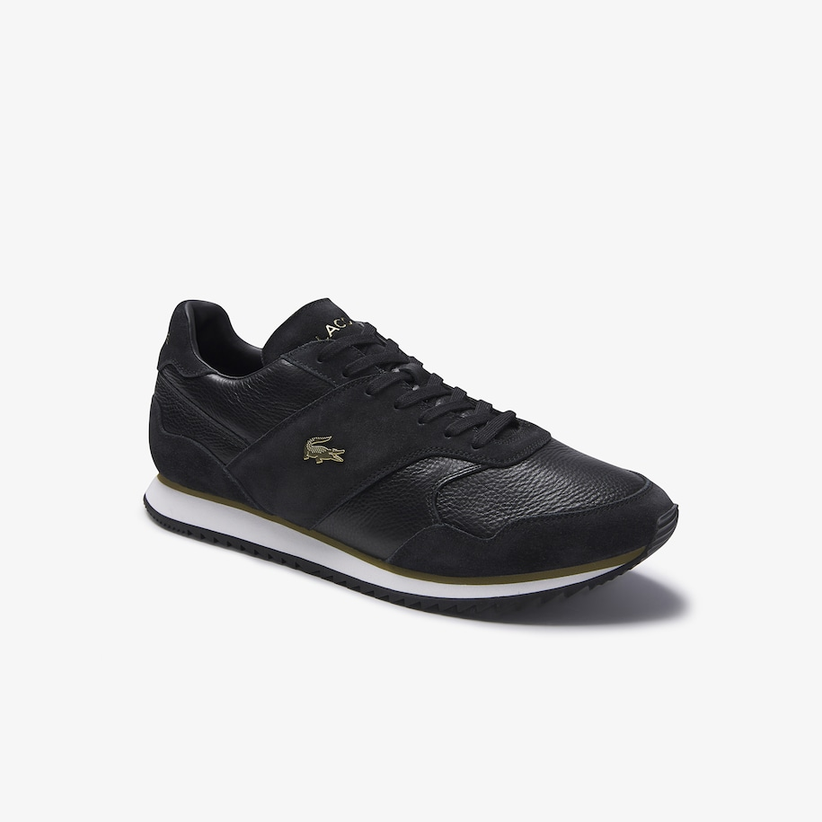 Men's Aesthet Luxe Leather Trainers