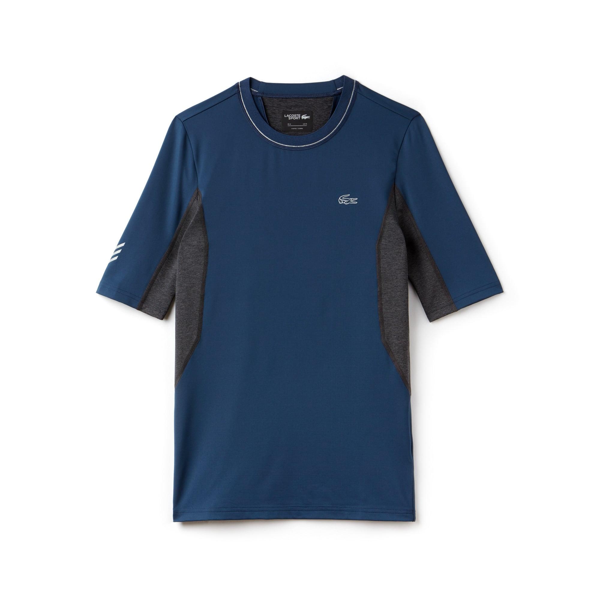 Men's Lacoste SPORT Technical Jersey Compression Tennis T-shirt